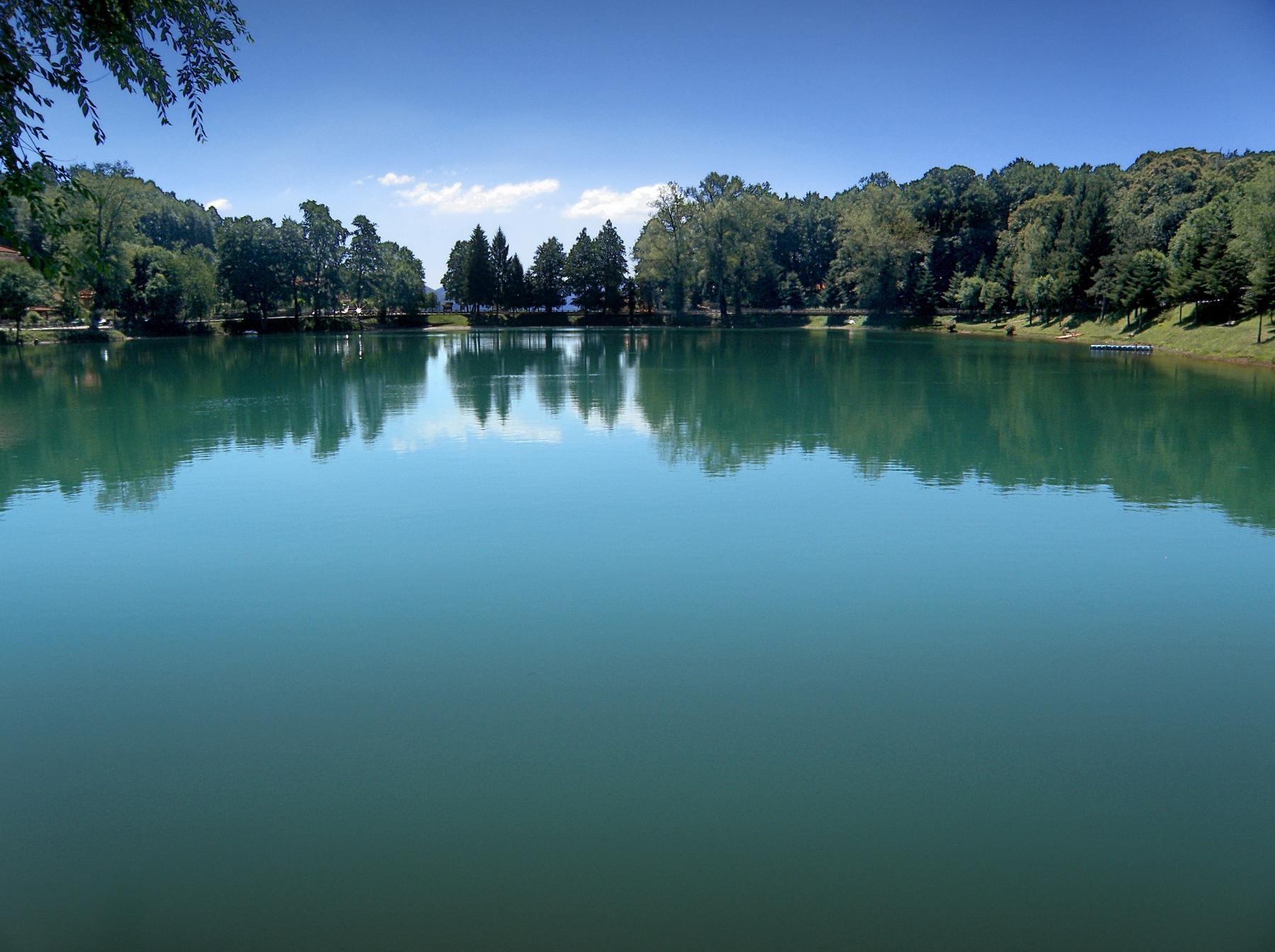 lago sirino leggenda