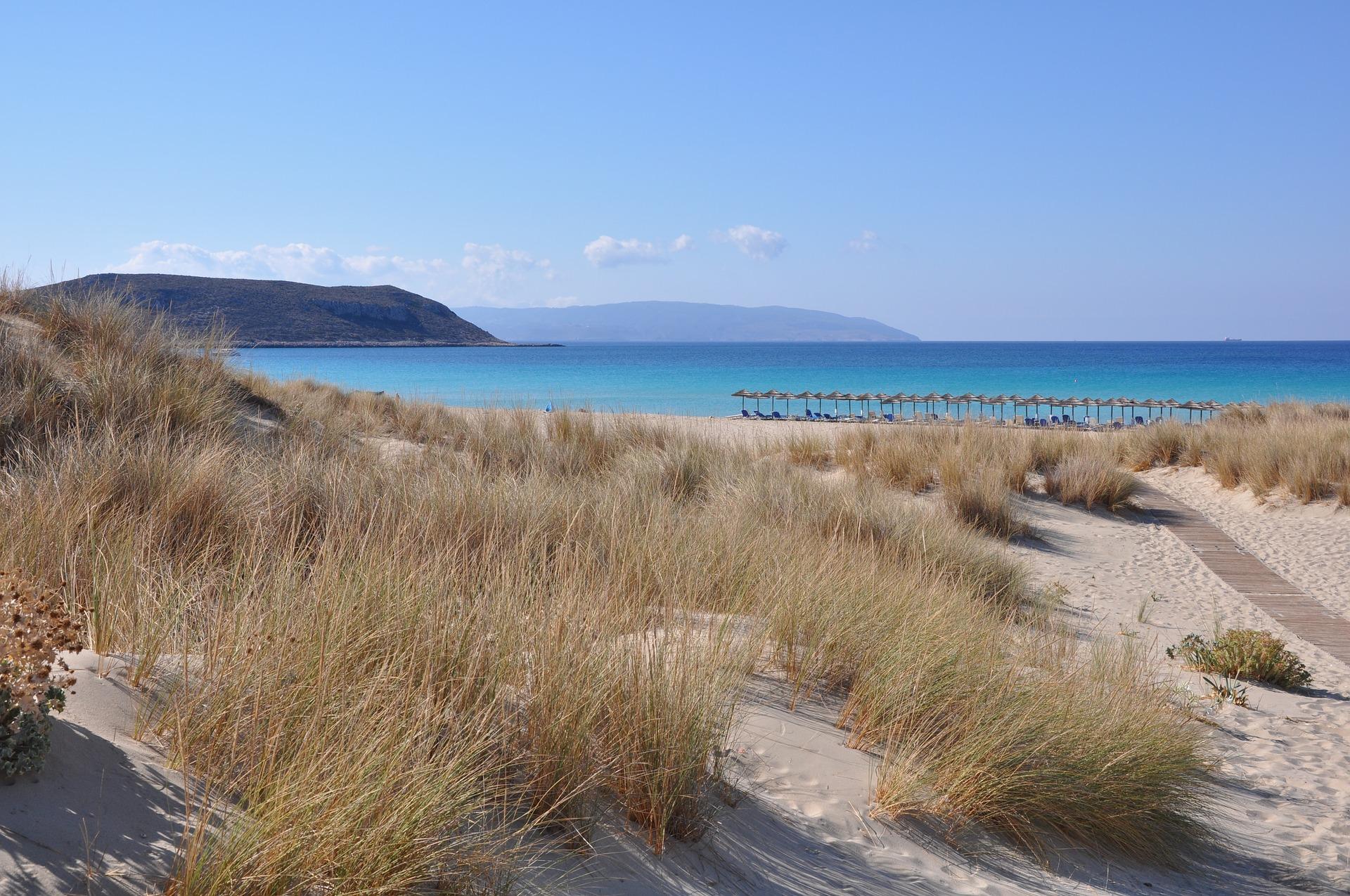 le spiagge più belle di elafonisos