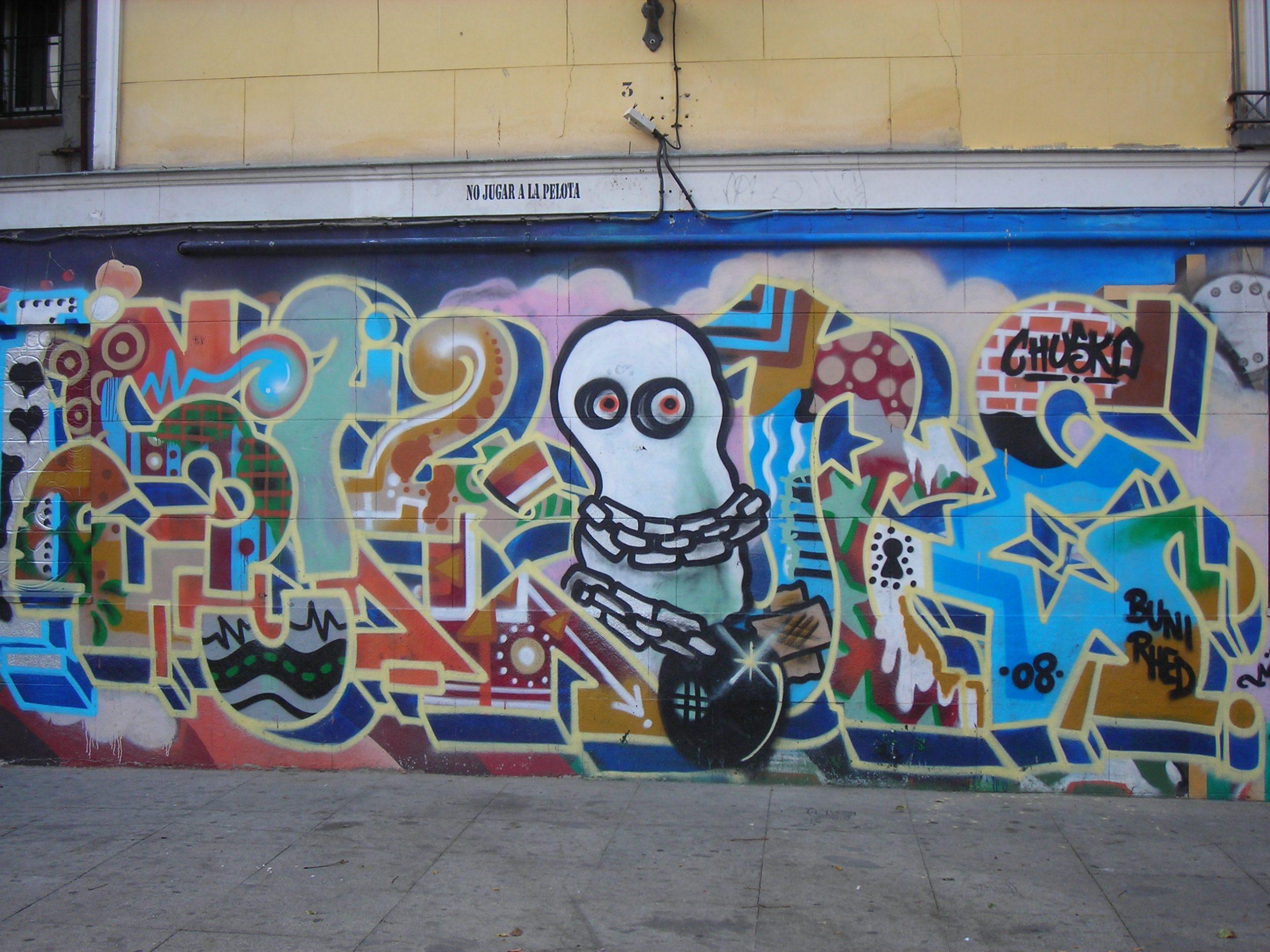 malasana madrid murales