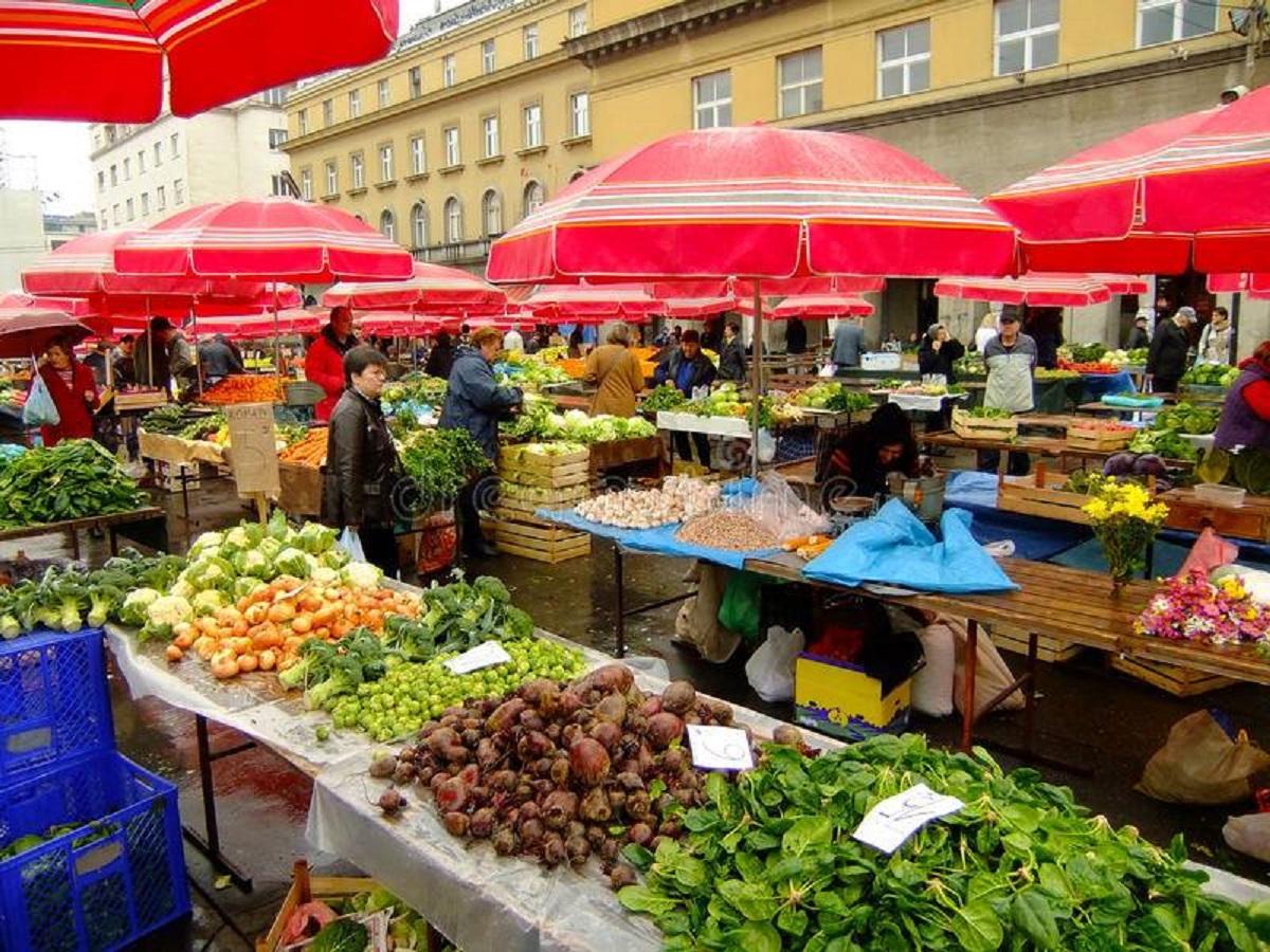 mercato dolac