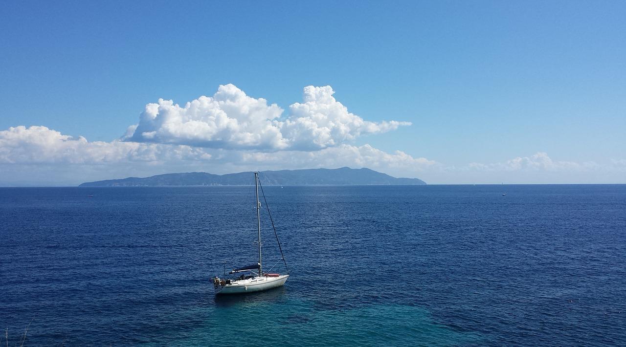 mini crociera in barca a vela toscana