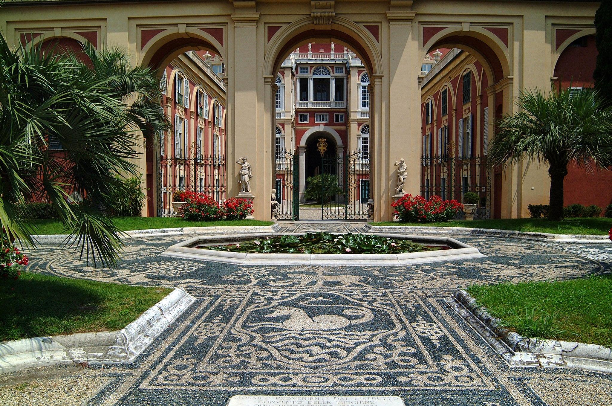 Museo di Palazzo Reale Genova orari