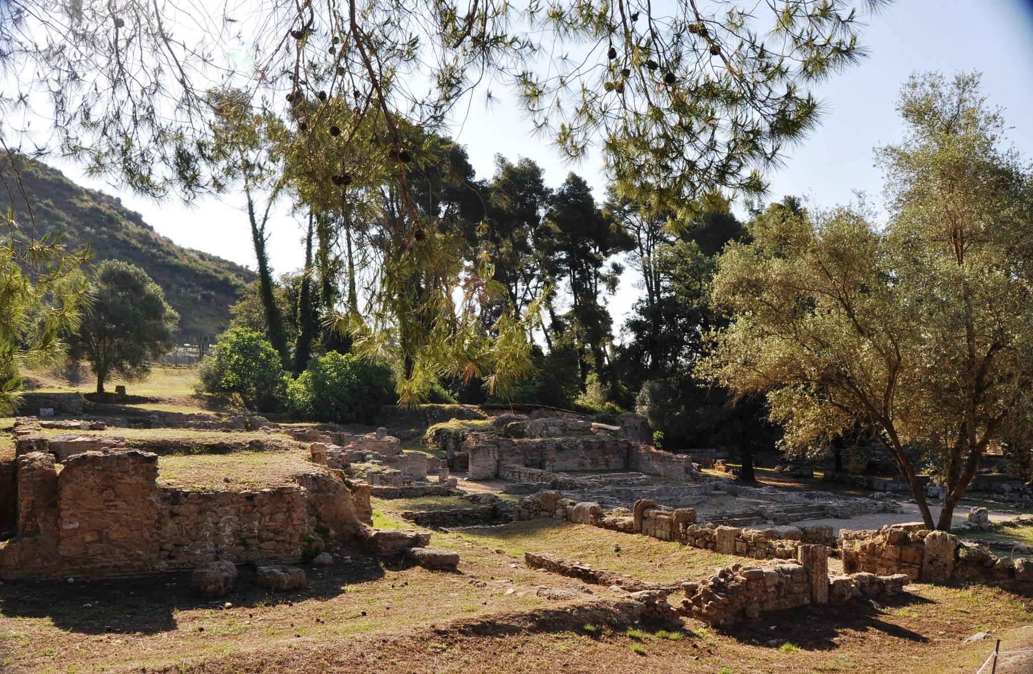 olimpia grecia cosa visitare