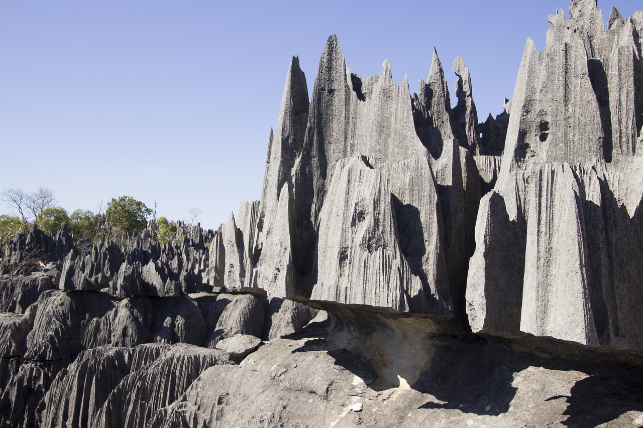 Parco nazionale degli Tsingy di Bemaraha