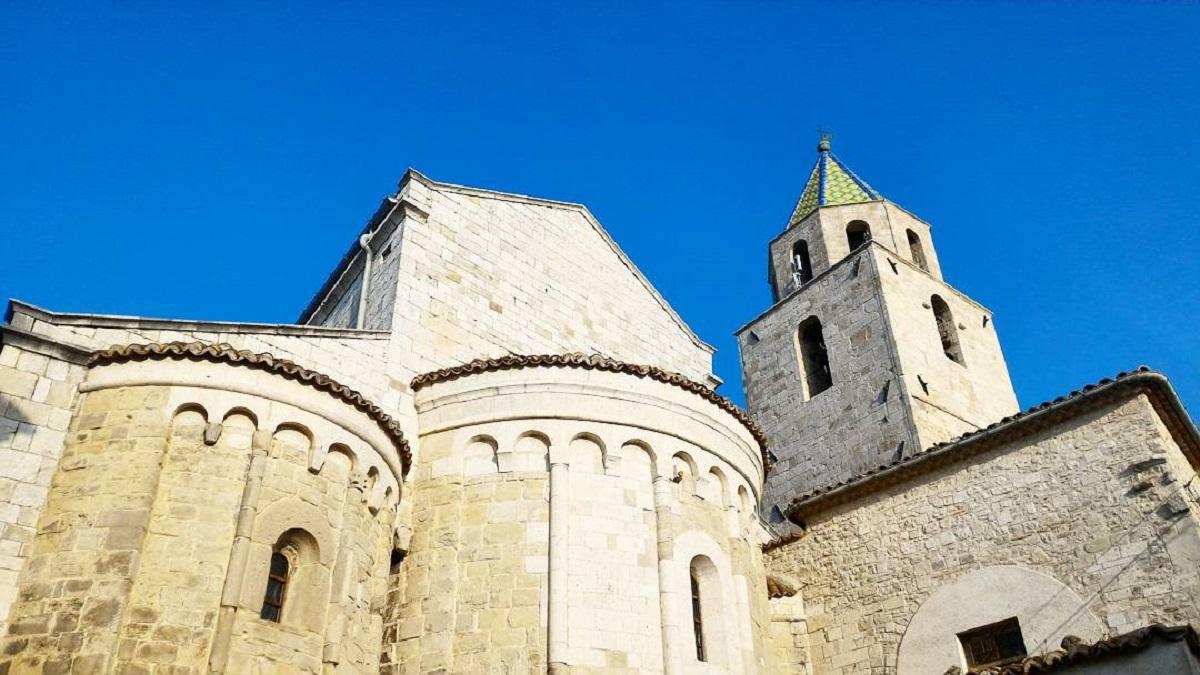 Petrella Tifernina chiesa di San Giorgio Martire
