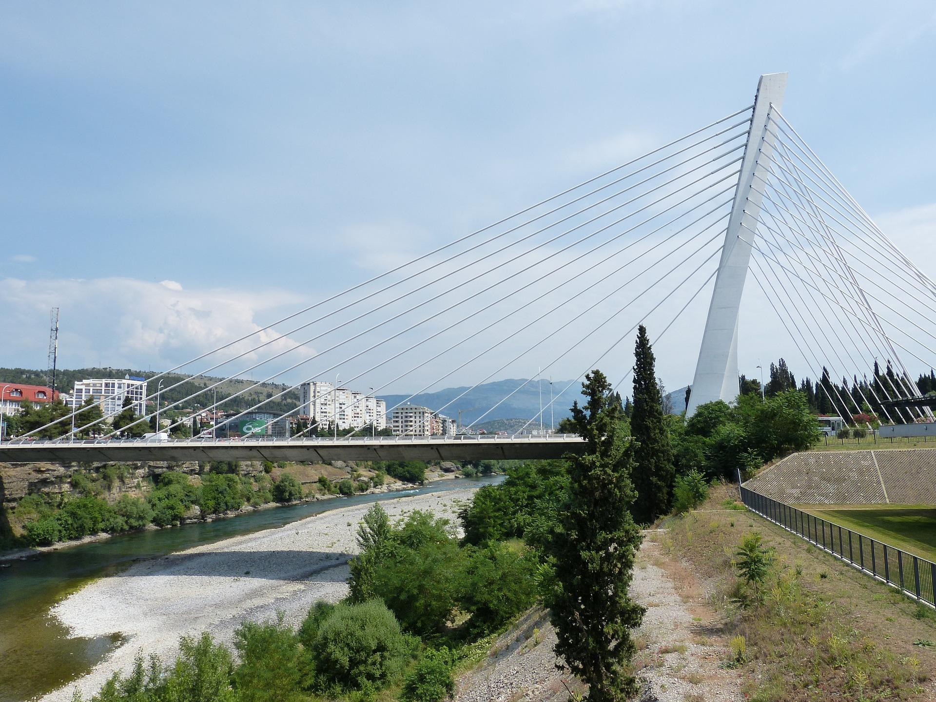 podgorica montenegro cosa vedere
