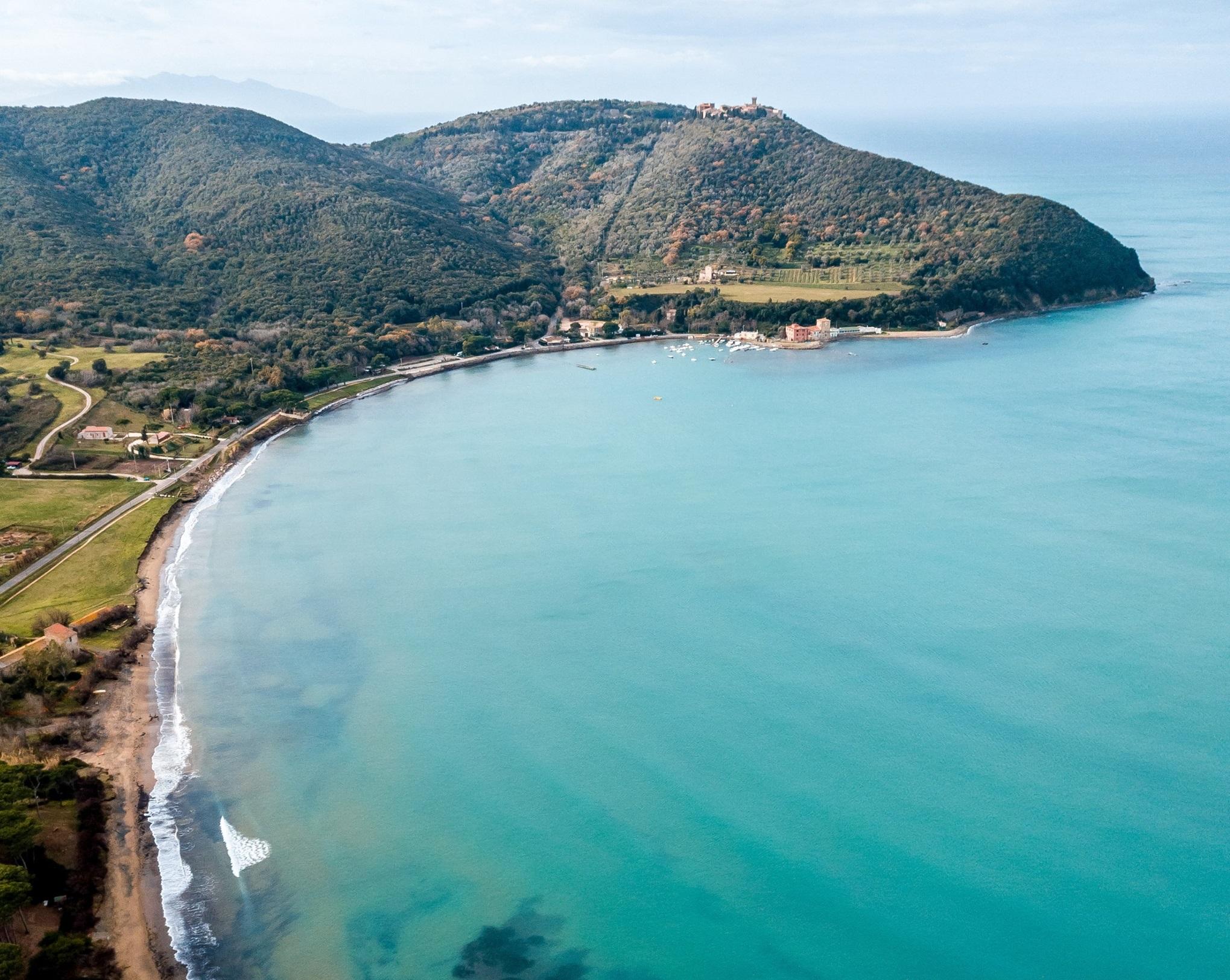 Populonia spiagge più belle