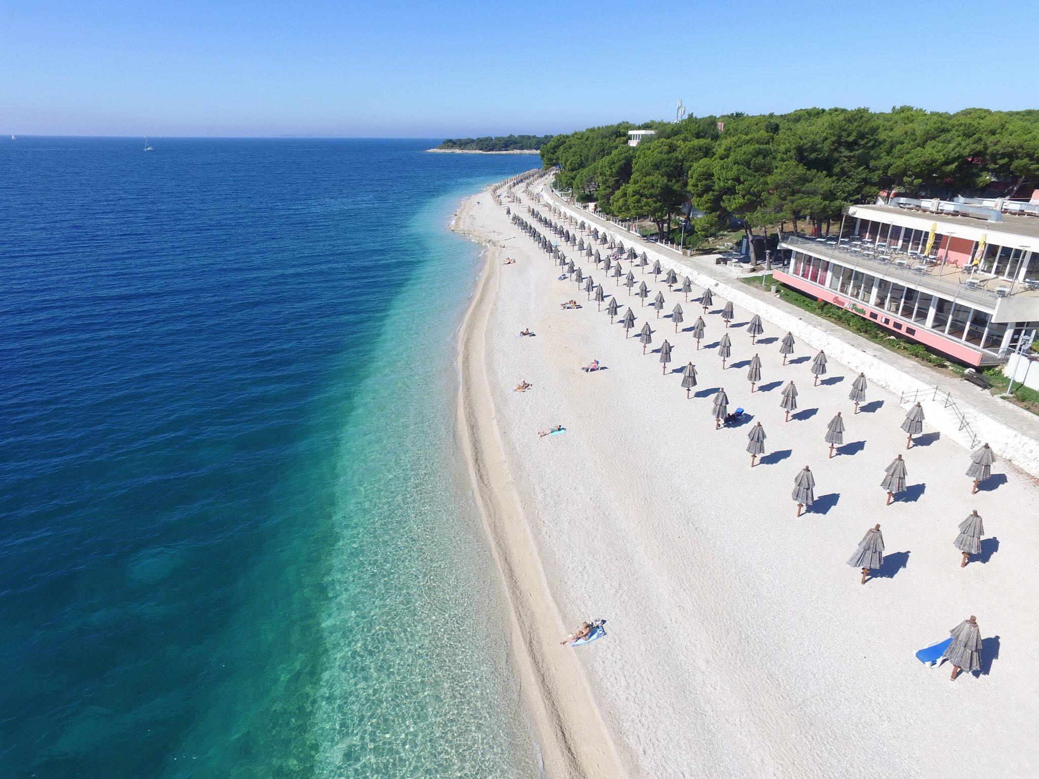 primosten croazia spiagge
