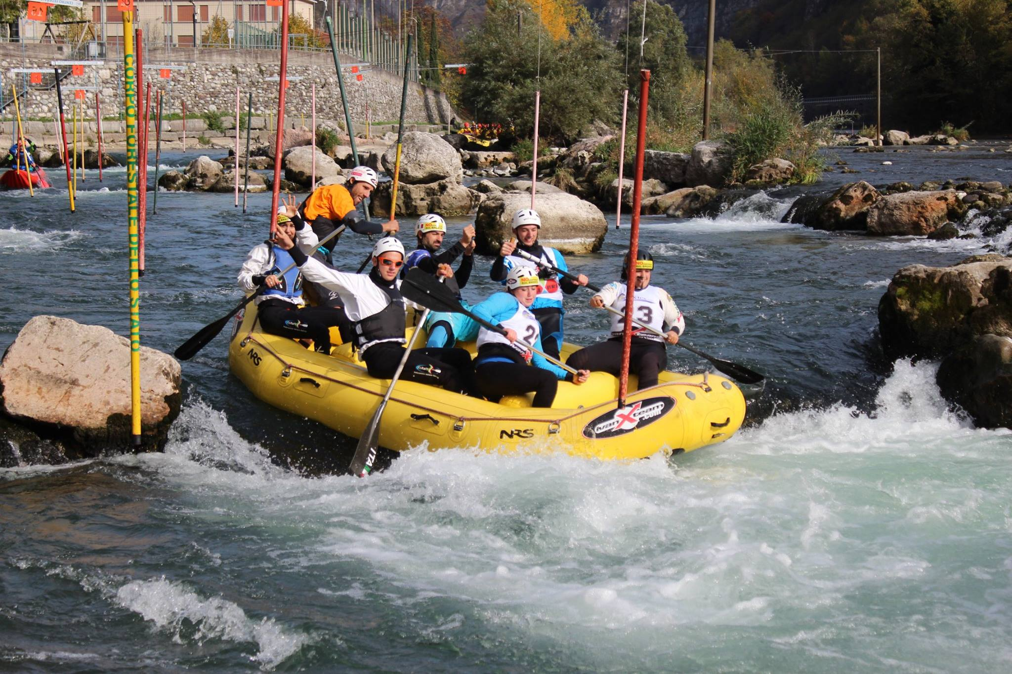 rafting veneto vicenza