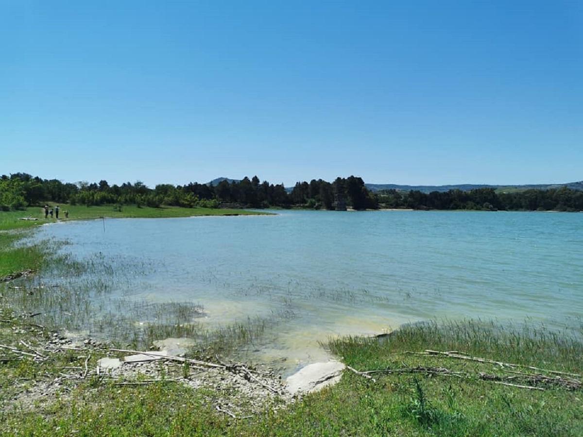 riserva naturale del lago di san giuliano