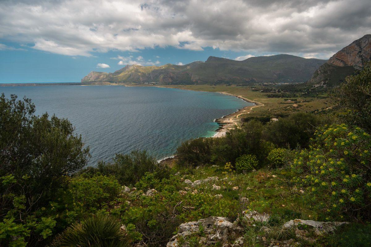 riserva naturale orientata del monte cofano