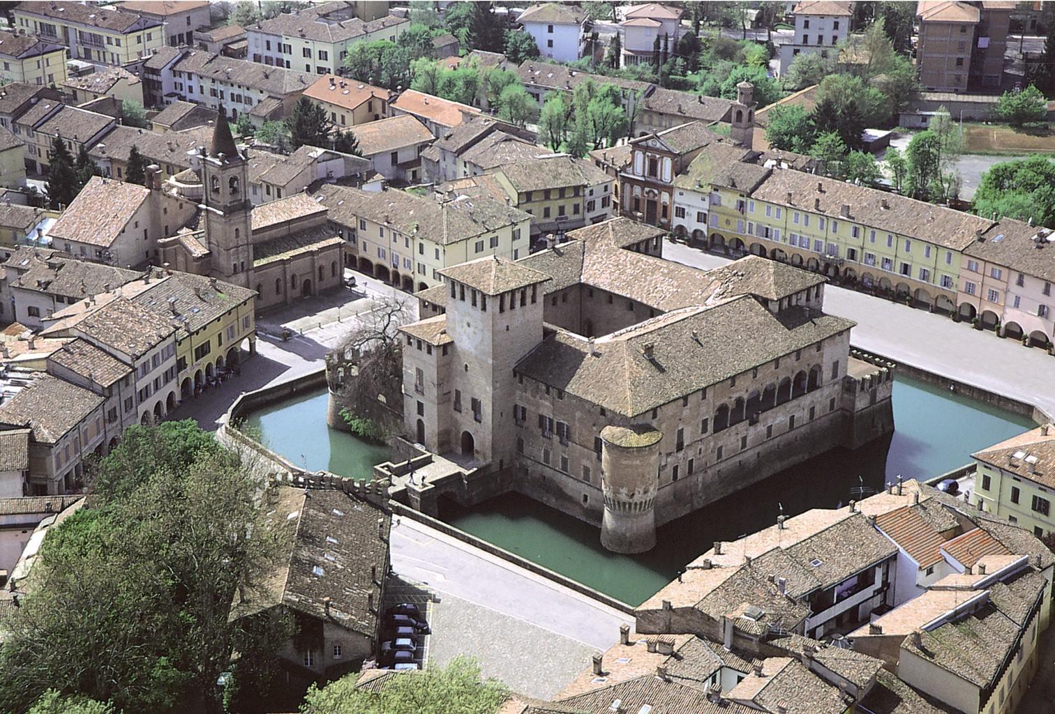 Rocca di Fontanellato Parma