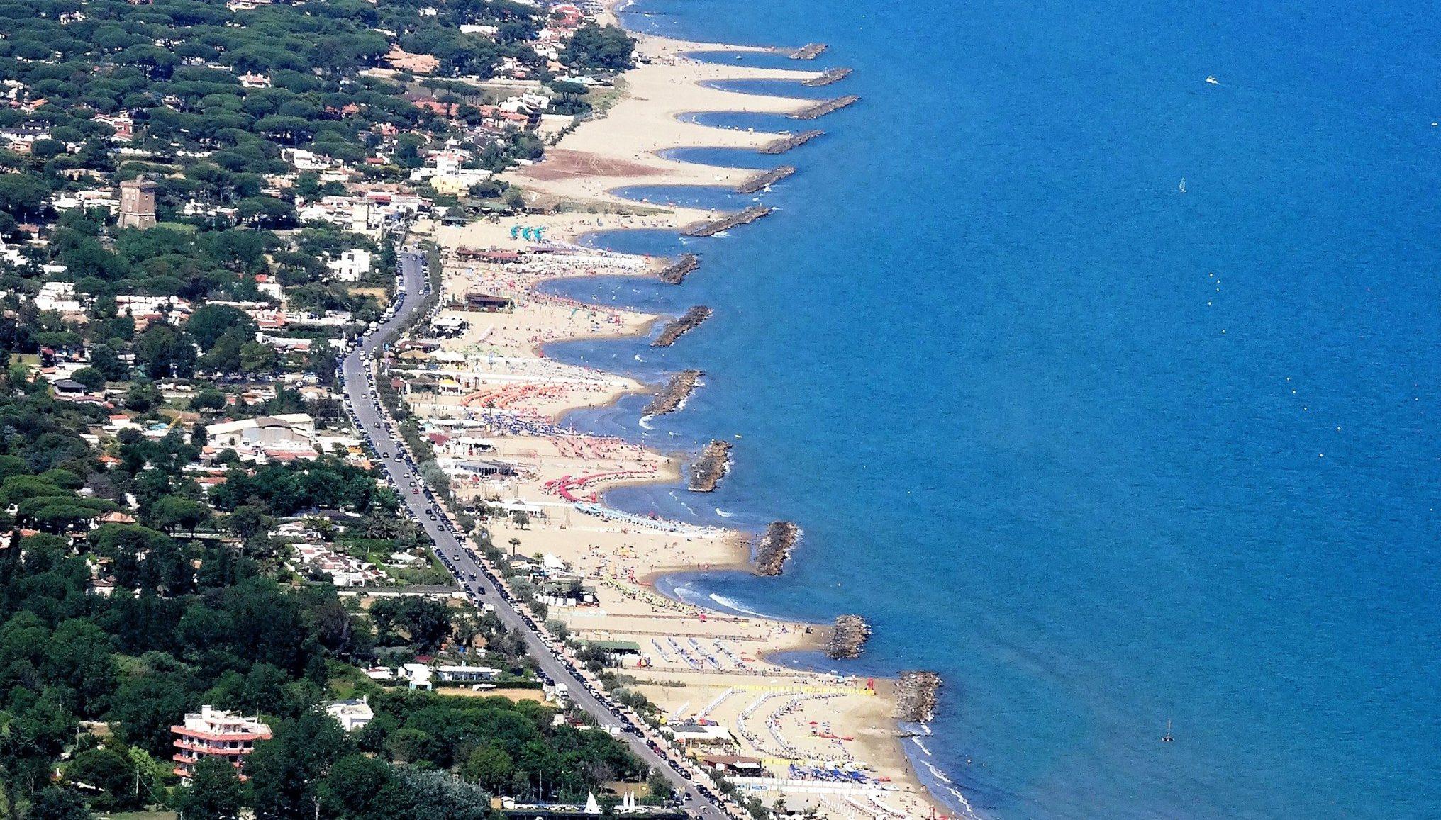 san felice circeo spiagge attrezzate