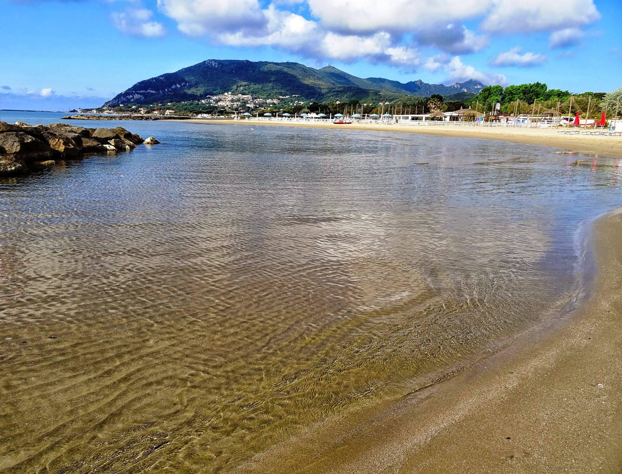san felice circeo spiagge libere