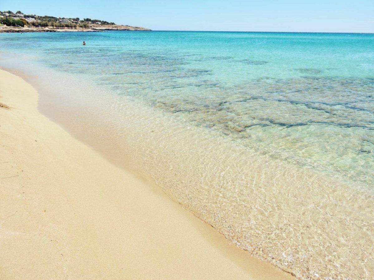 santa maria di leuca spiagge con sabbia