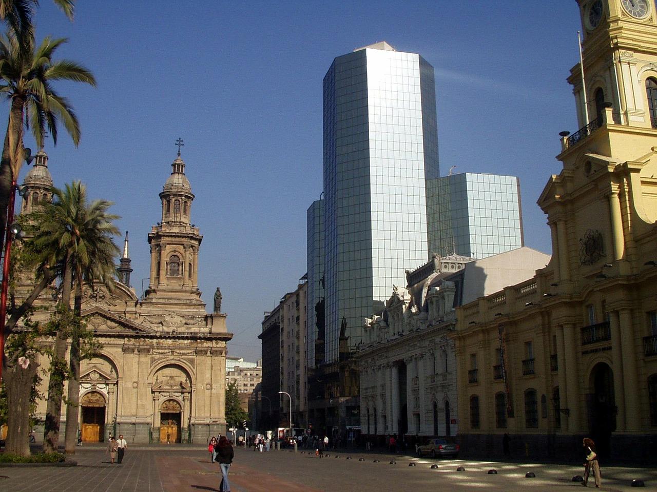 Cattedrale Metropolitana di Santiago