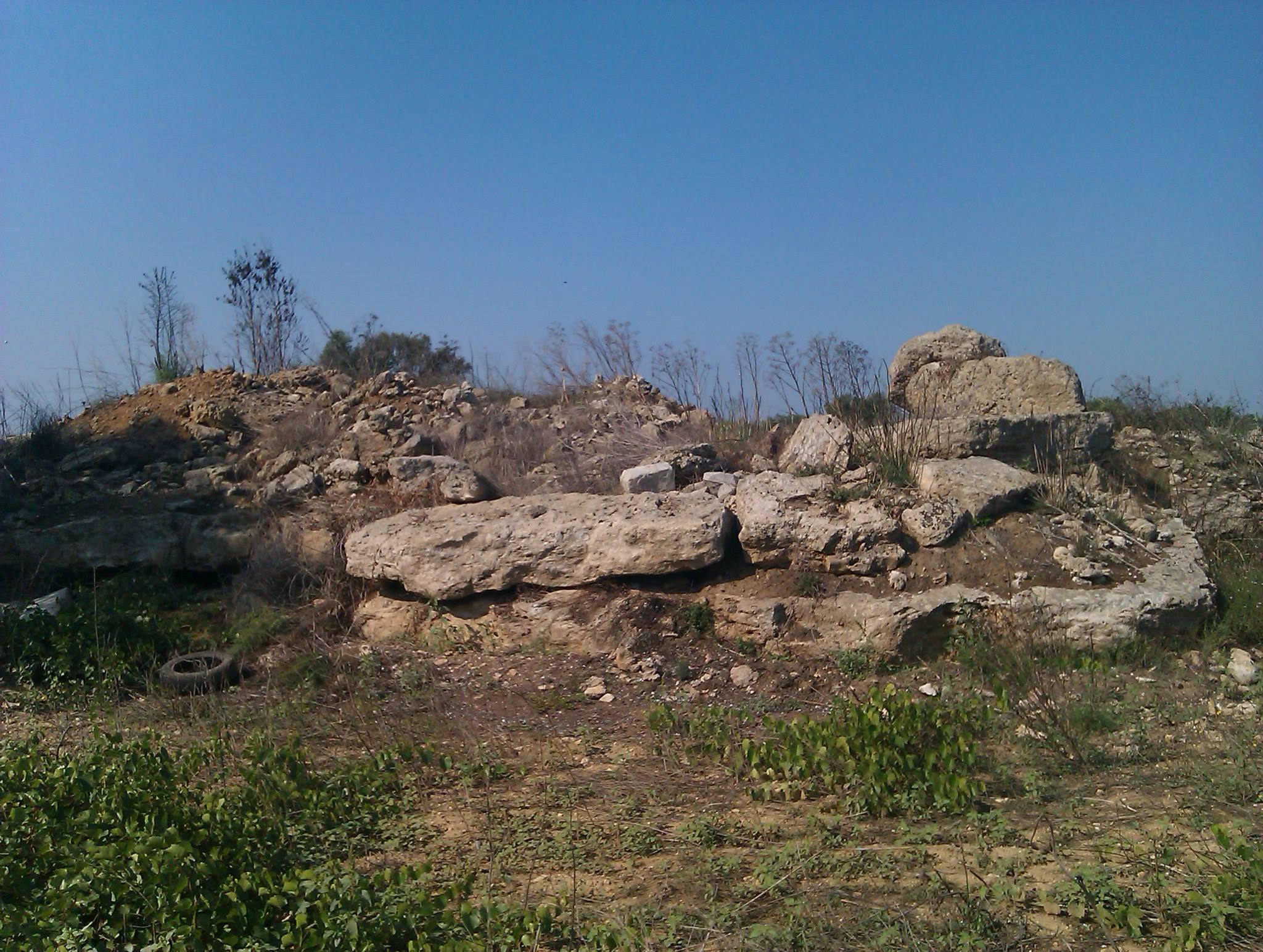 sito archeologico di valesio