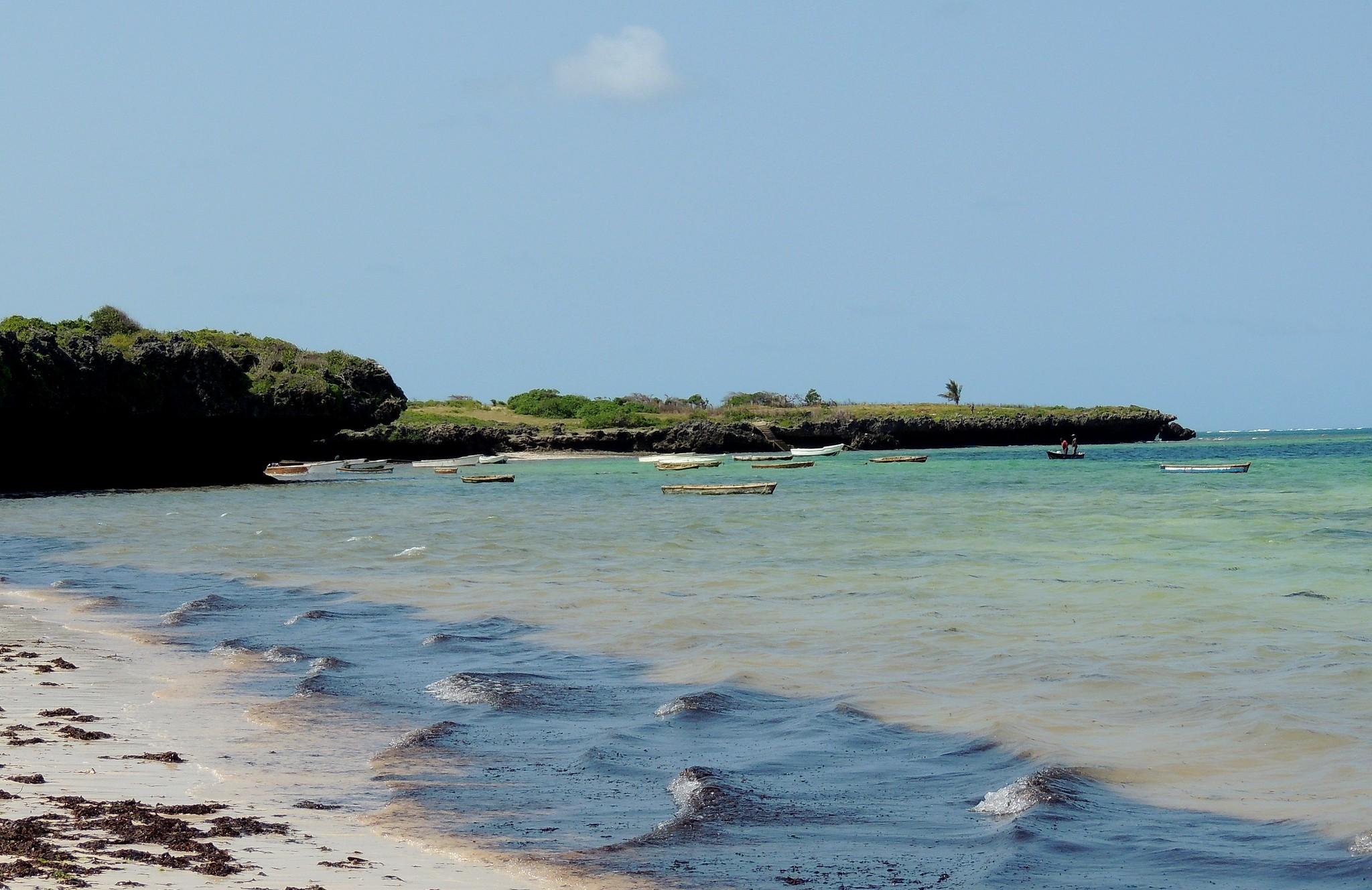 spiagge più belle del Kenya