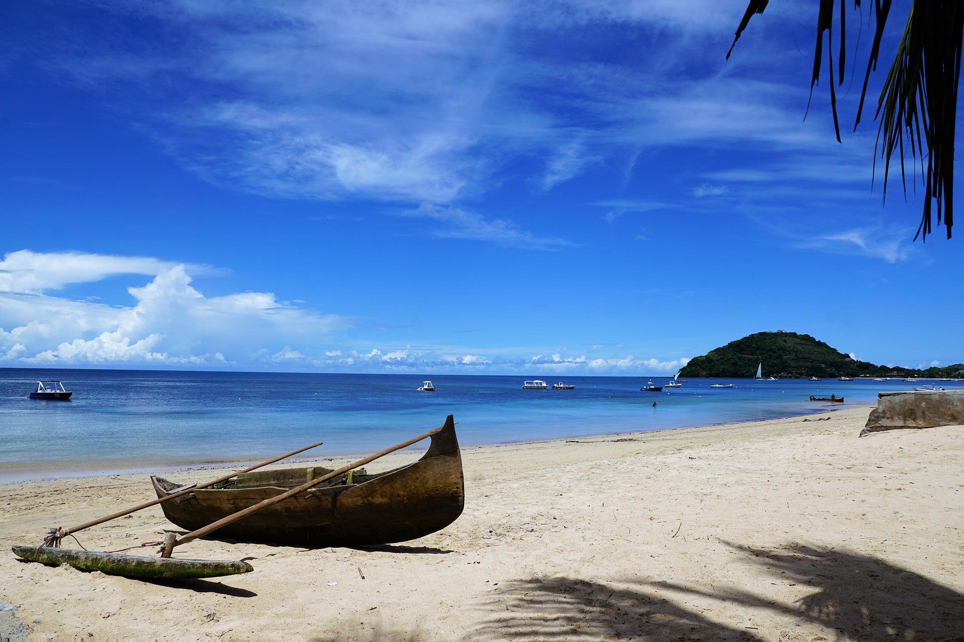 spiagge più belle di nosy be