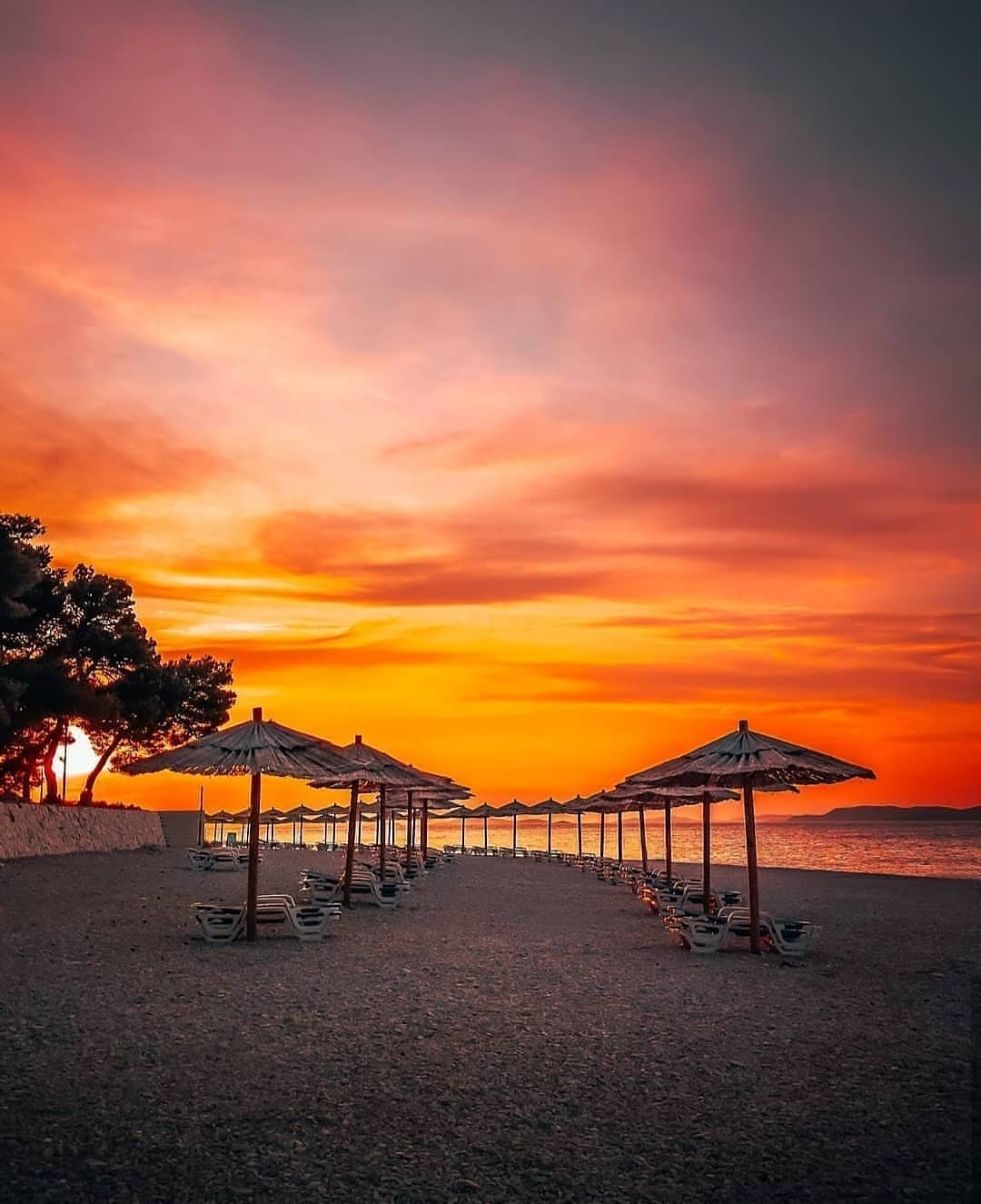 spiaggia dalmazia