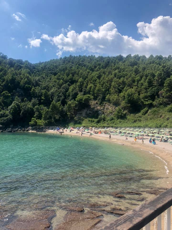 Spiaggia di Scauri