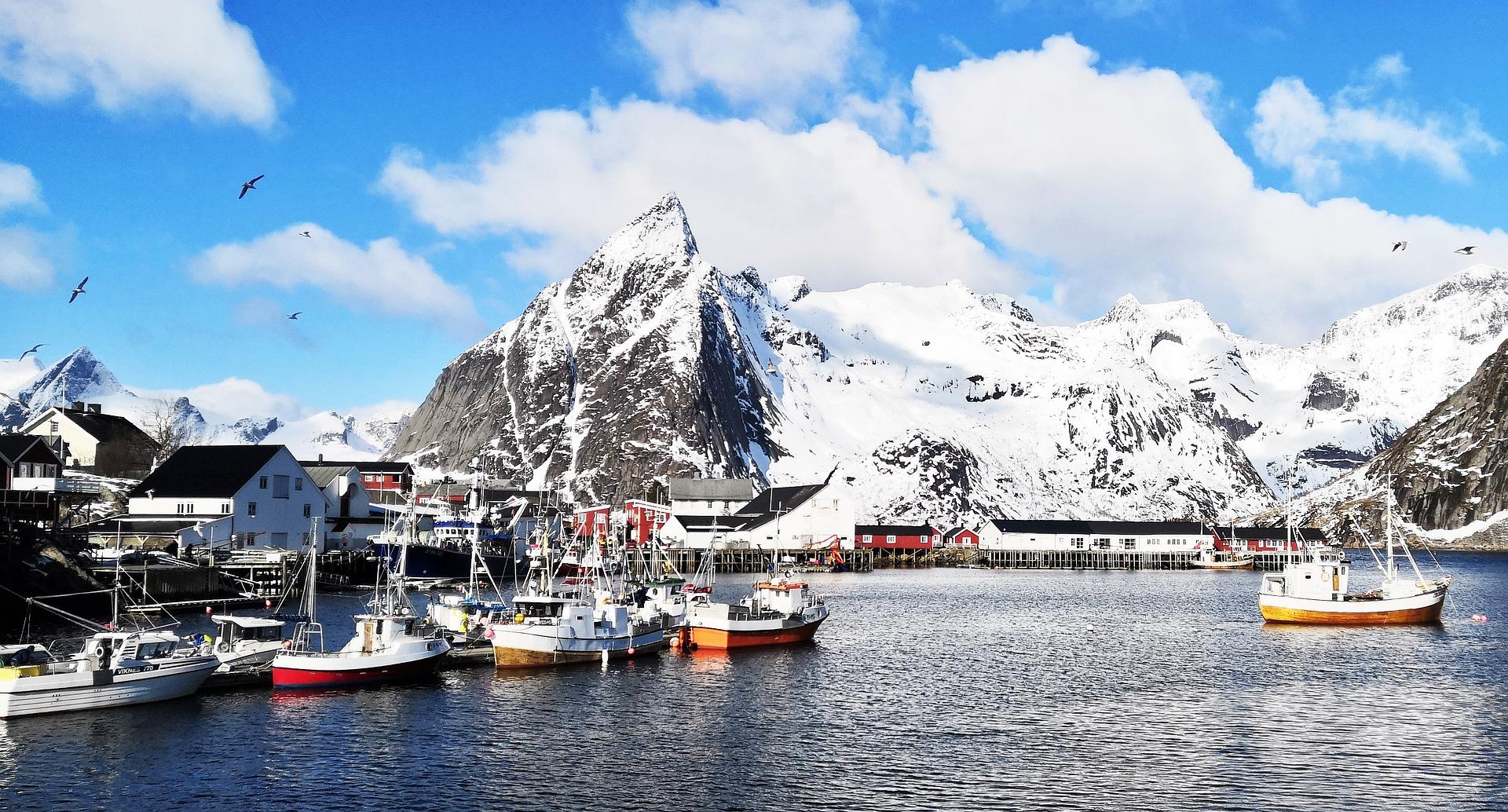 isole norvegia