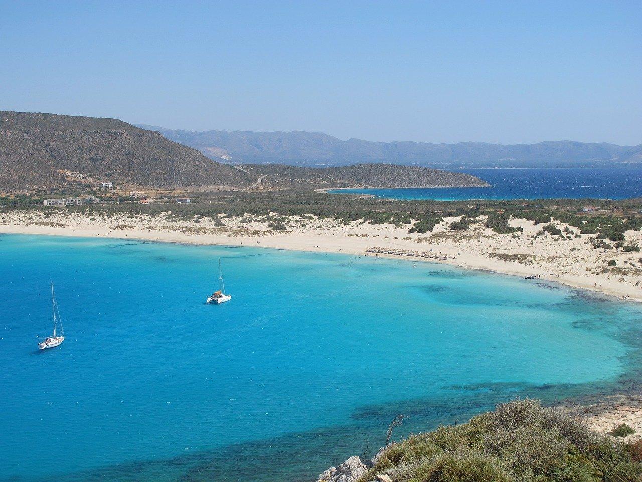 tour catamarano grecia