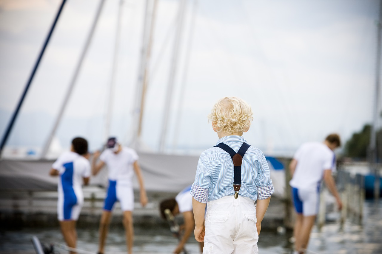 vacanze in barca a vela con bambini piccoli