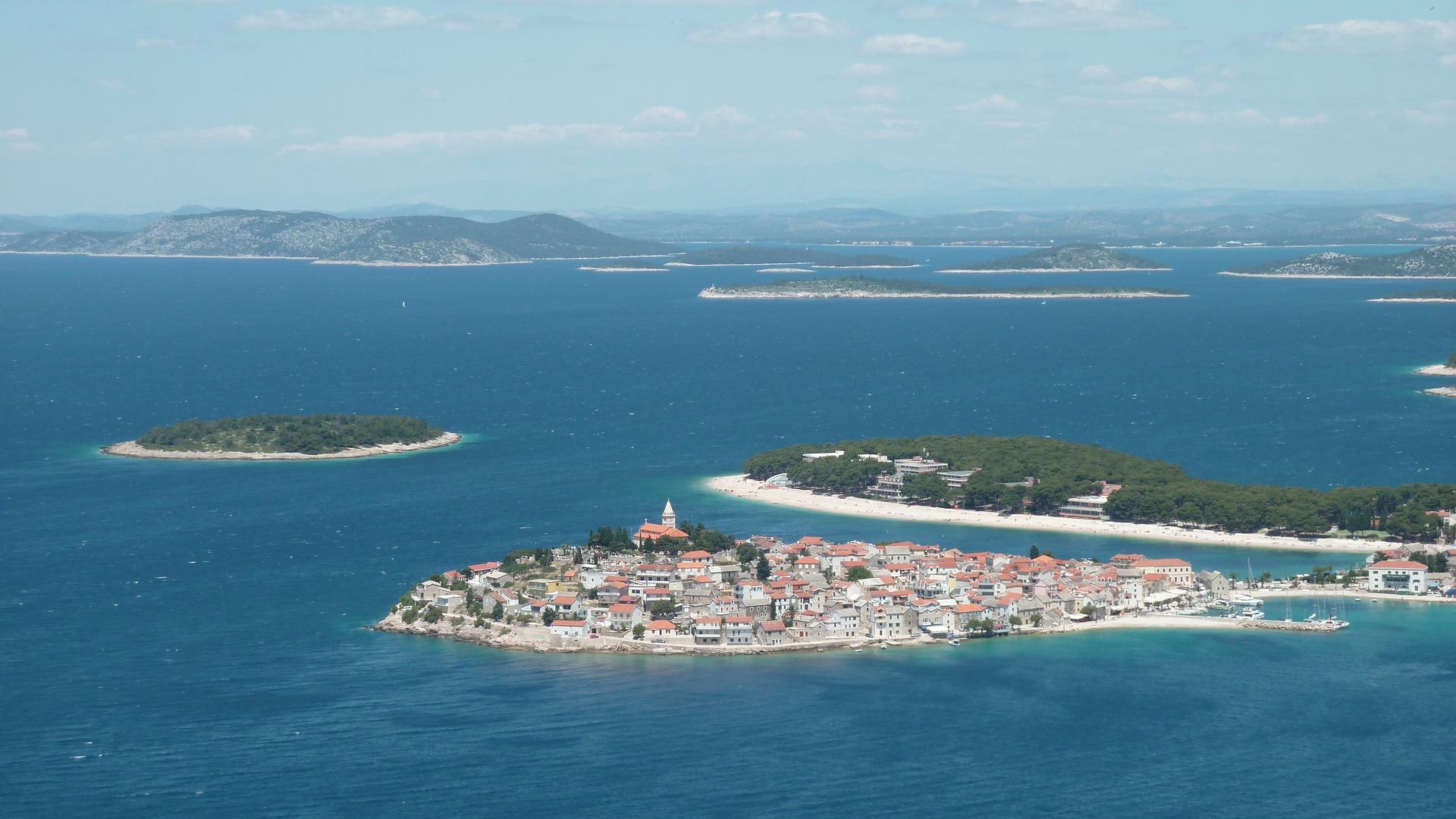 viaggio barca a vela croazia