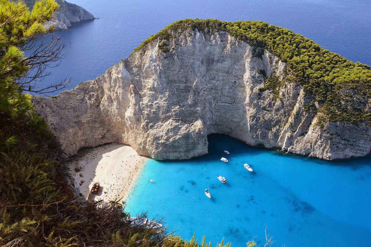 viaggio in barca a vela isole greche