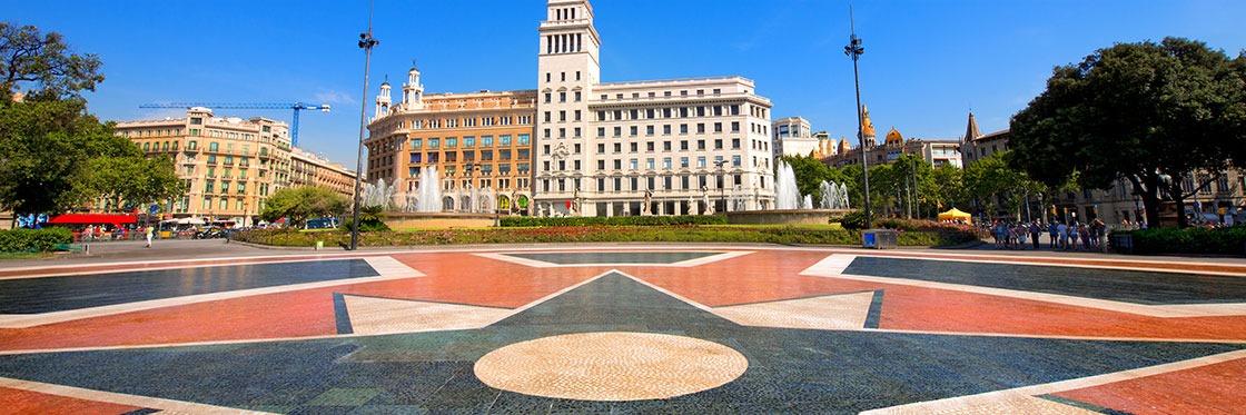Barcellona piazza