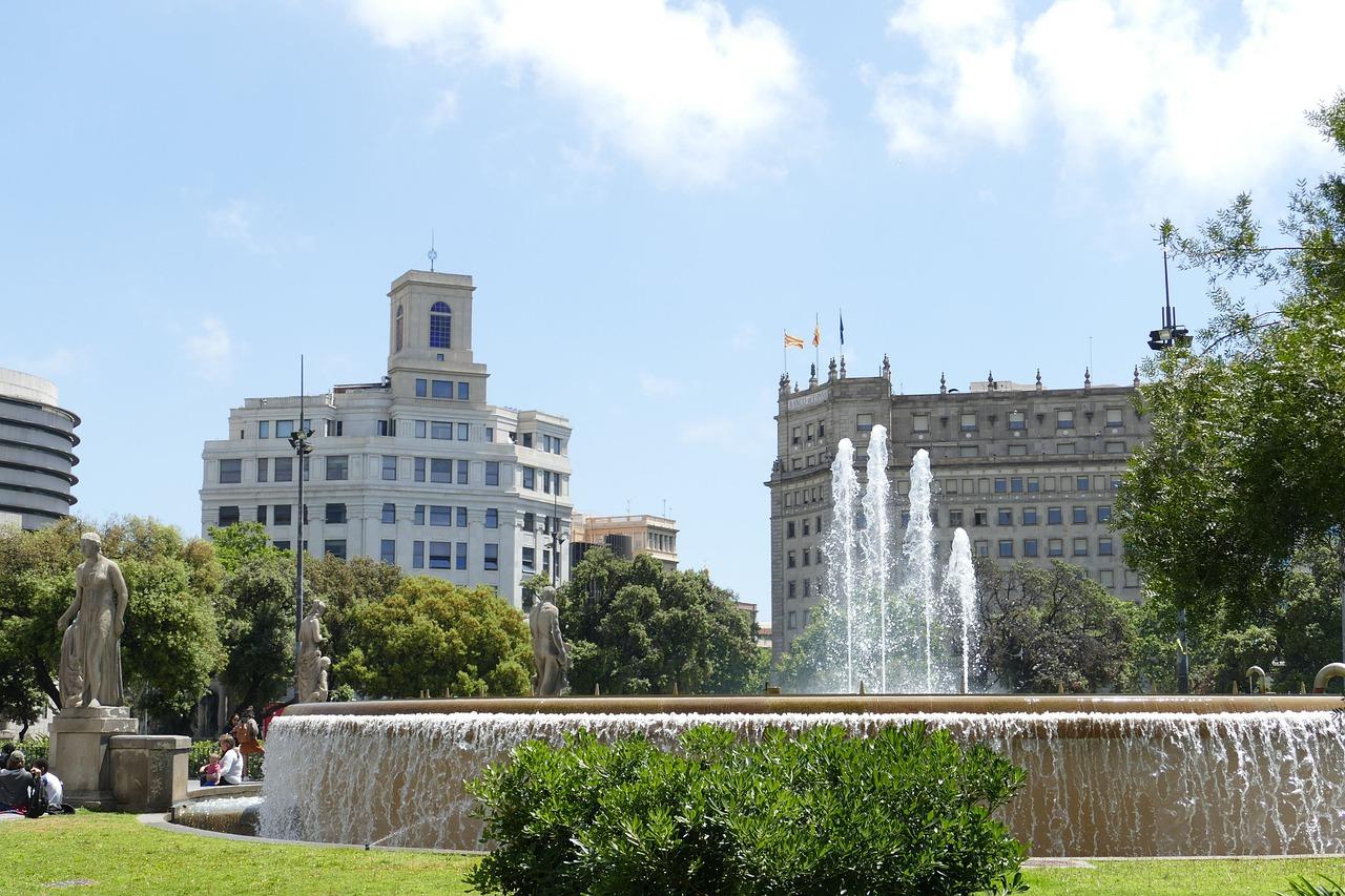 Piazza di Catalogna
