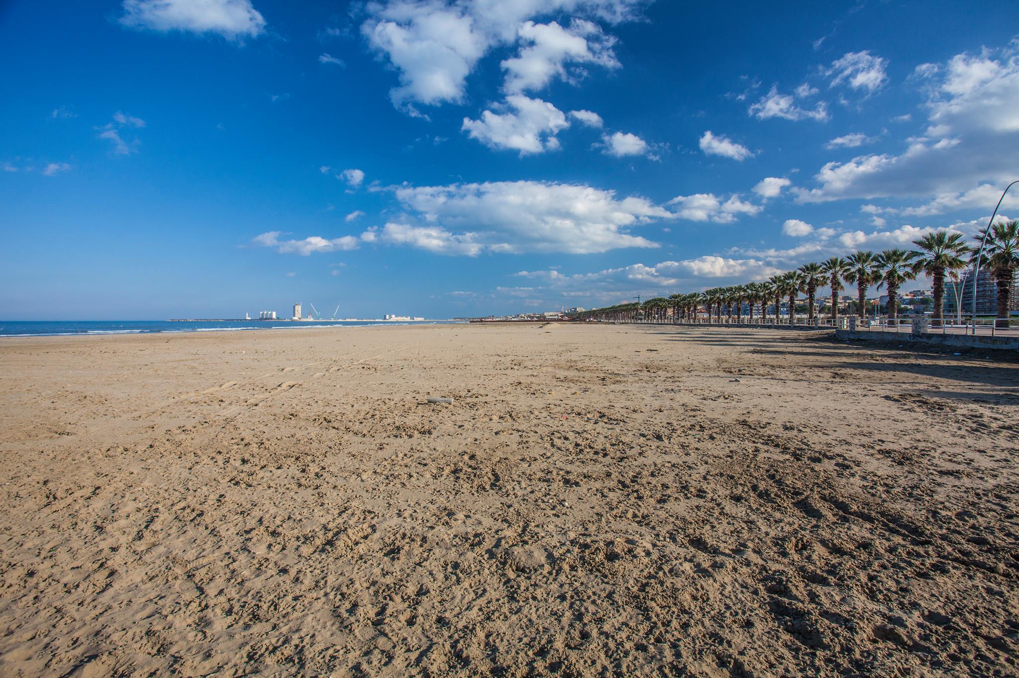barletta spiagge libere