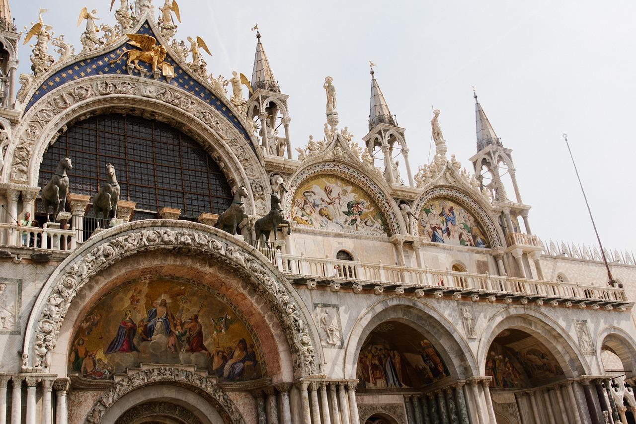 Basilica San Marco Venezia