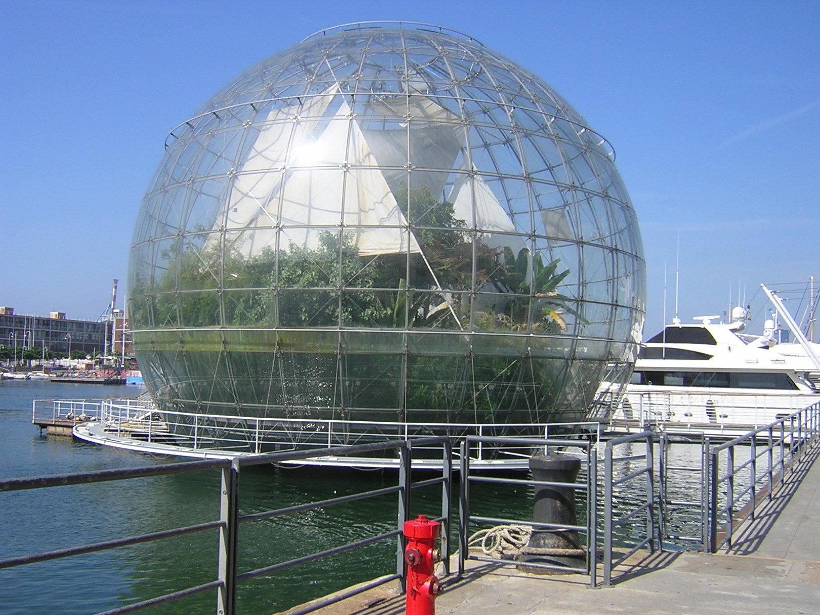 biosfera genova biglietti