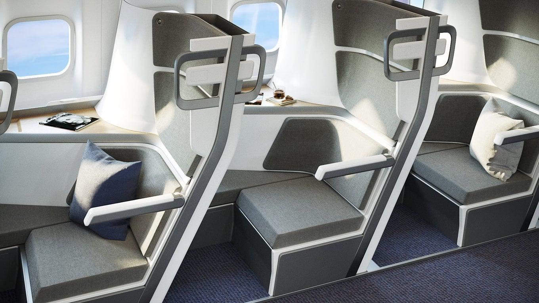 cabine aerei del futuro