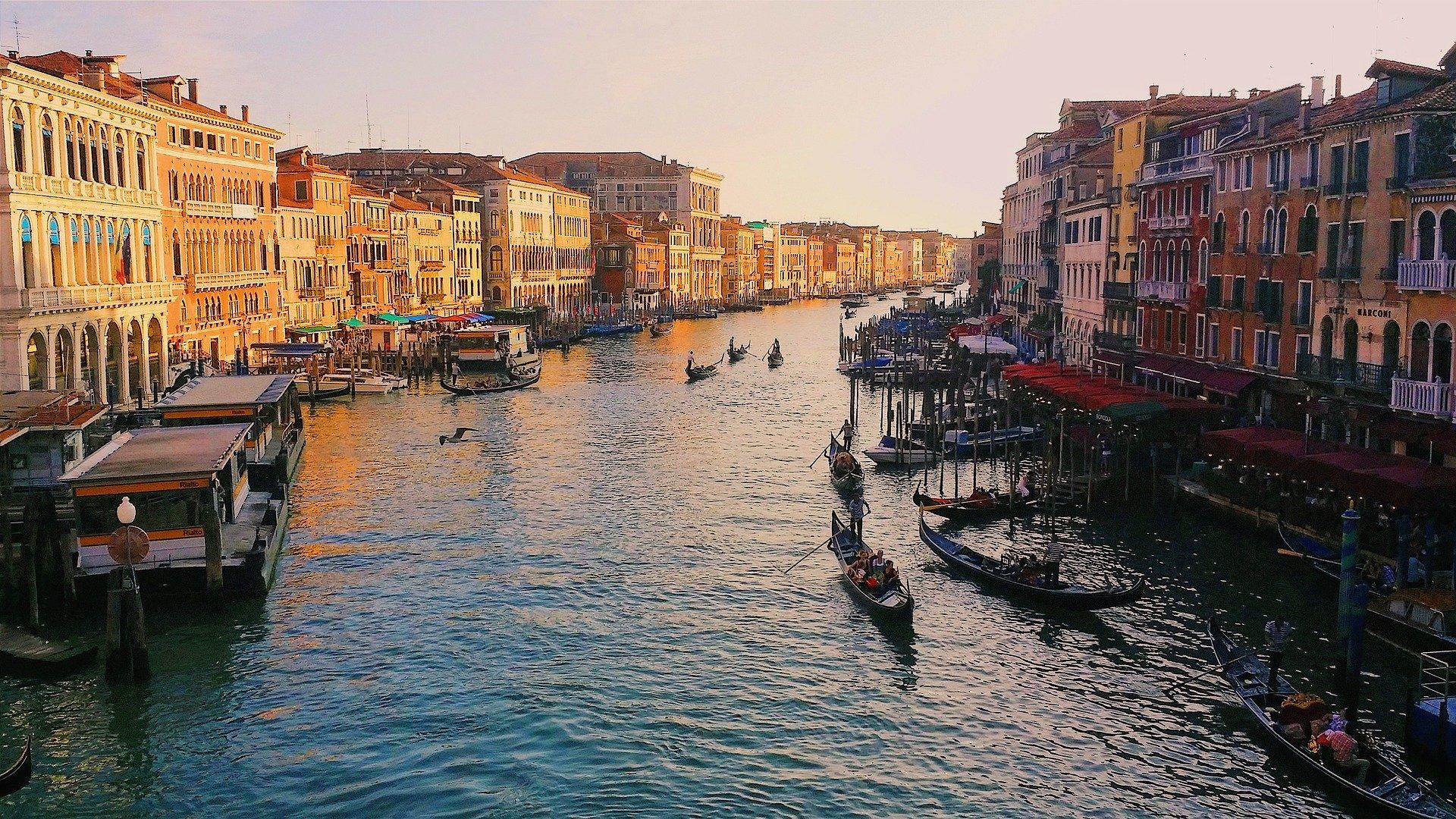 canal grande venezia curiosità