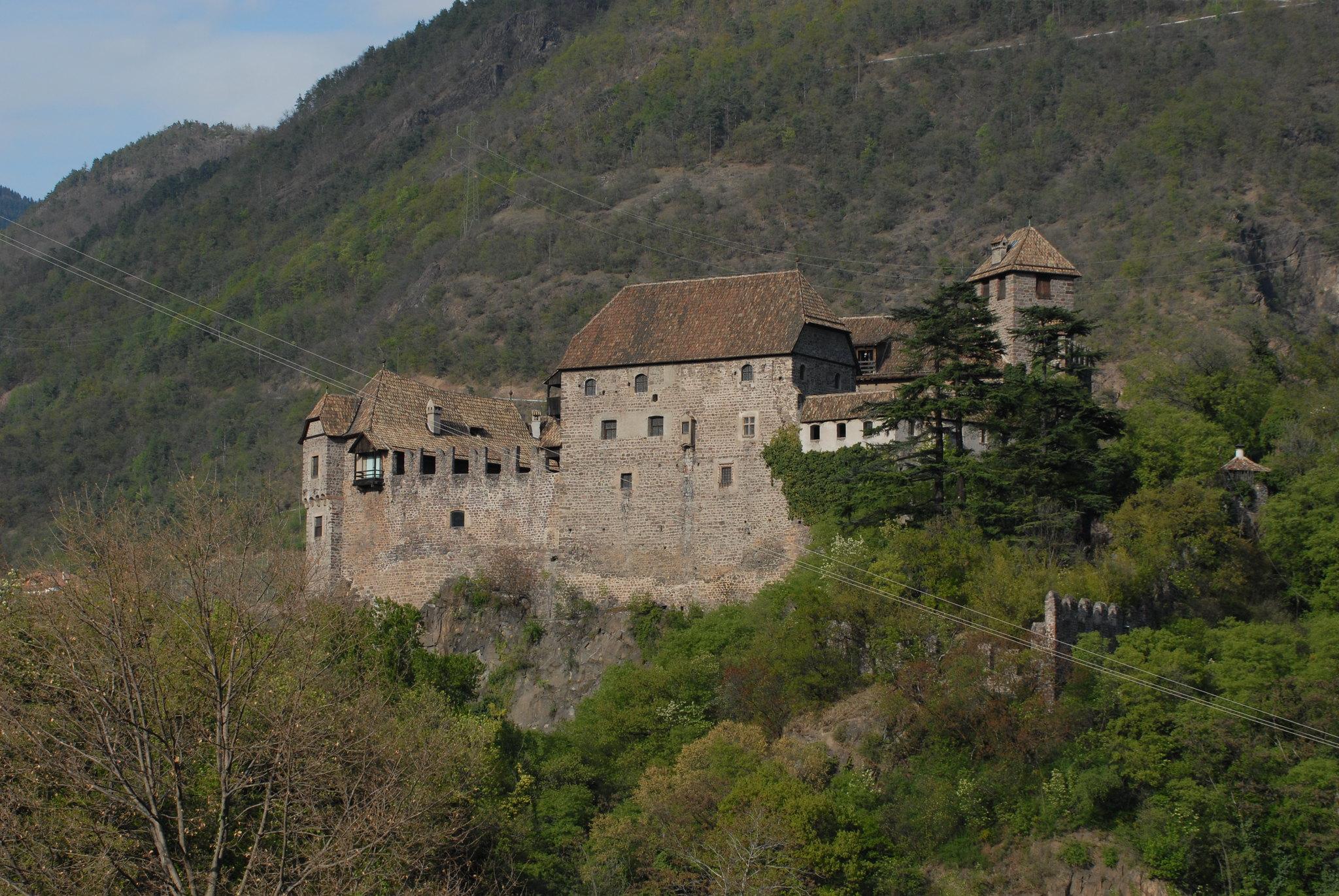 castel roncolo storia