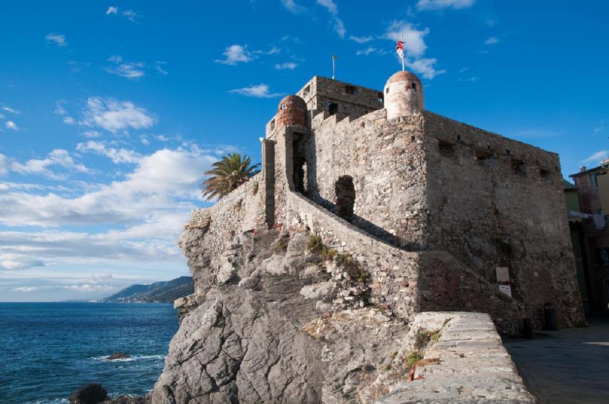 castello della dragonara camogli