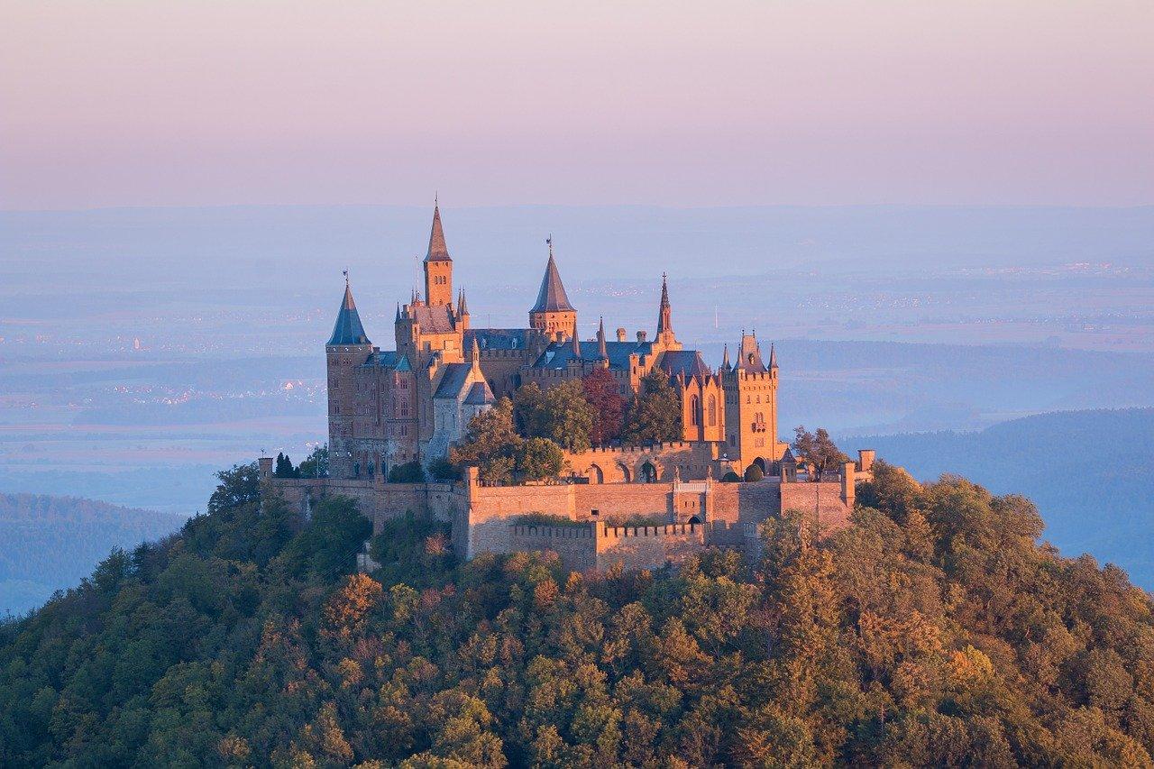 Castello di Hohenzollern storia