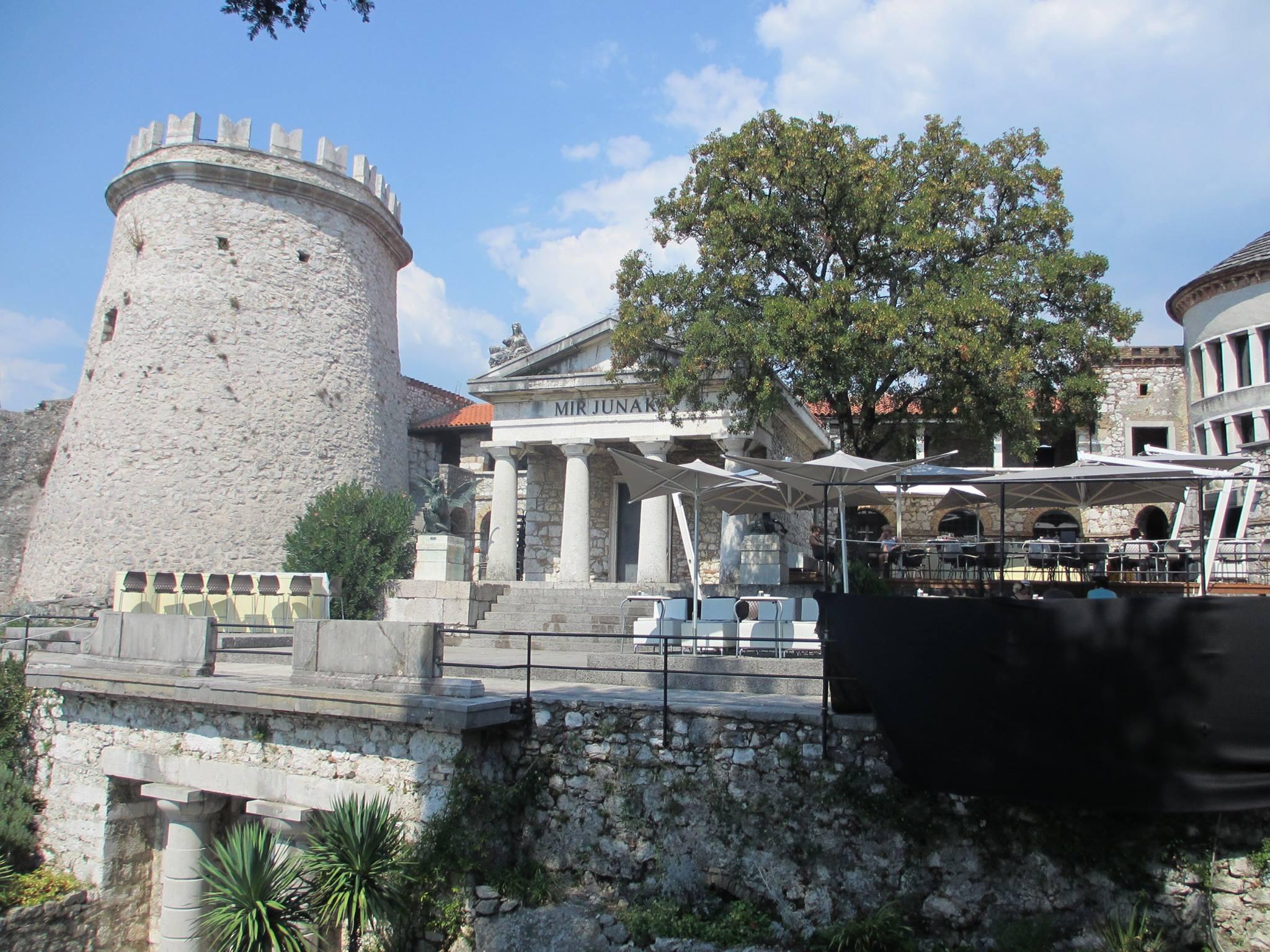 castello di tersatto fiume croazia