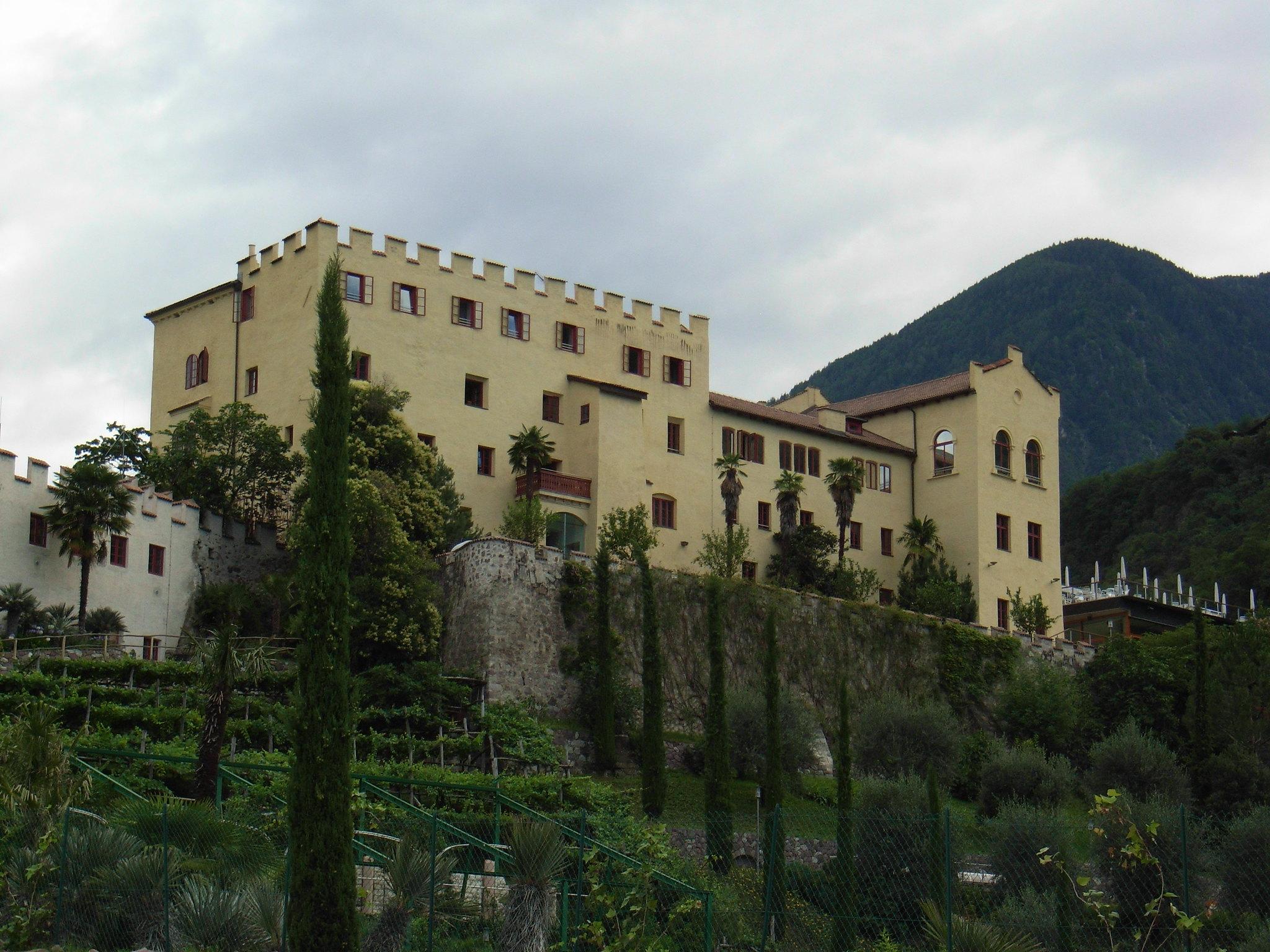 castello di trauttmansdorff merano