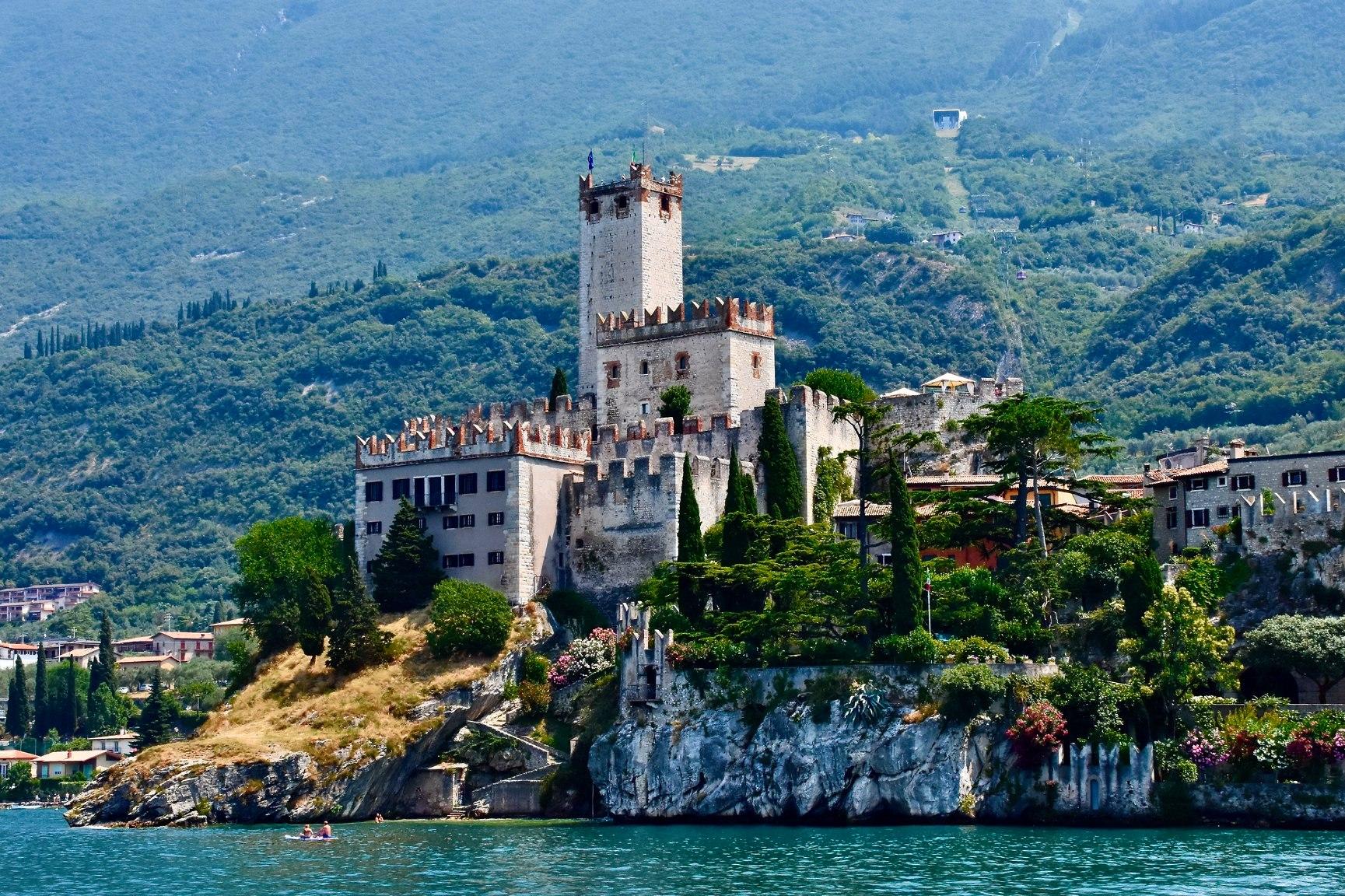 Castello Scaligero di Malcesine Veneto