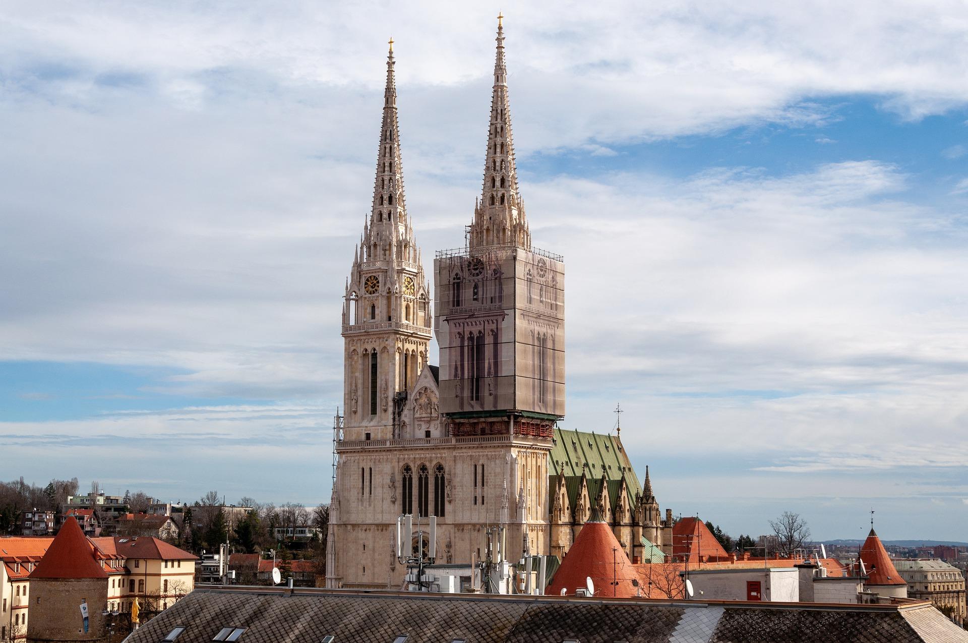 cattedrale di zagabria storia