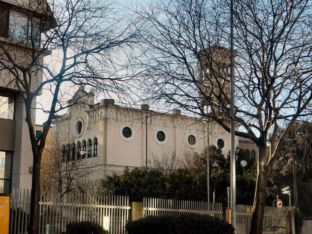 chiesa nostra signora della guardia genova