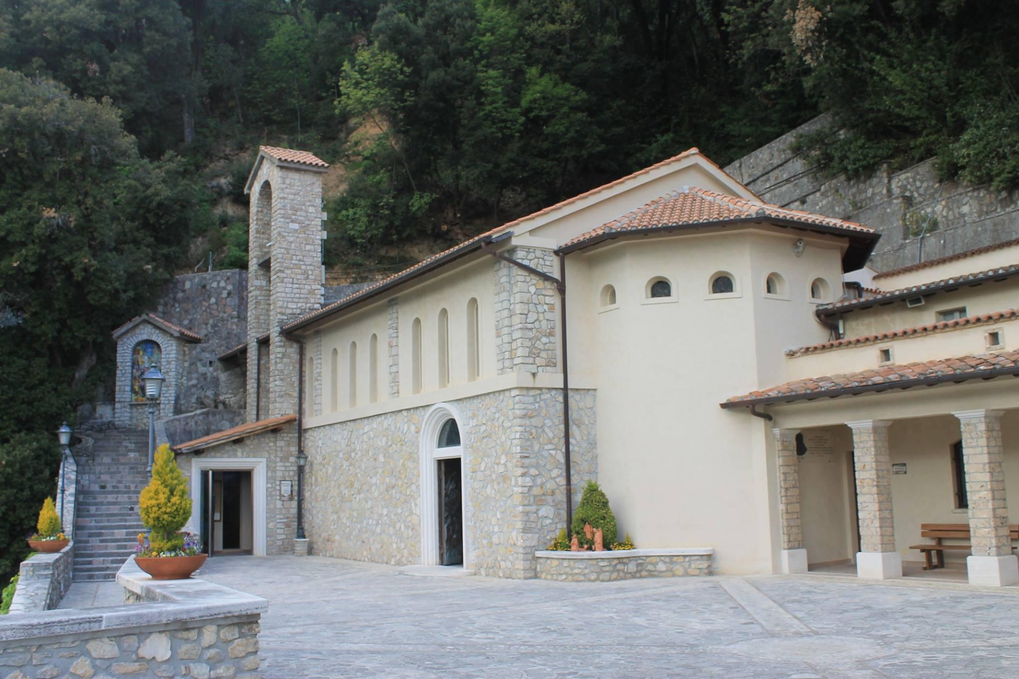 greccio santuario francescano