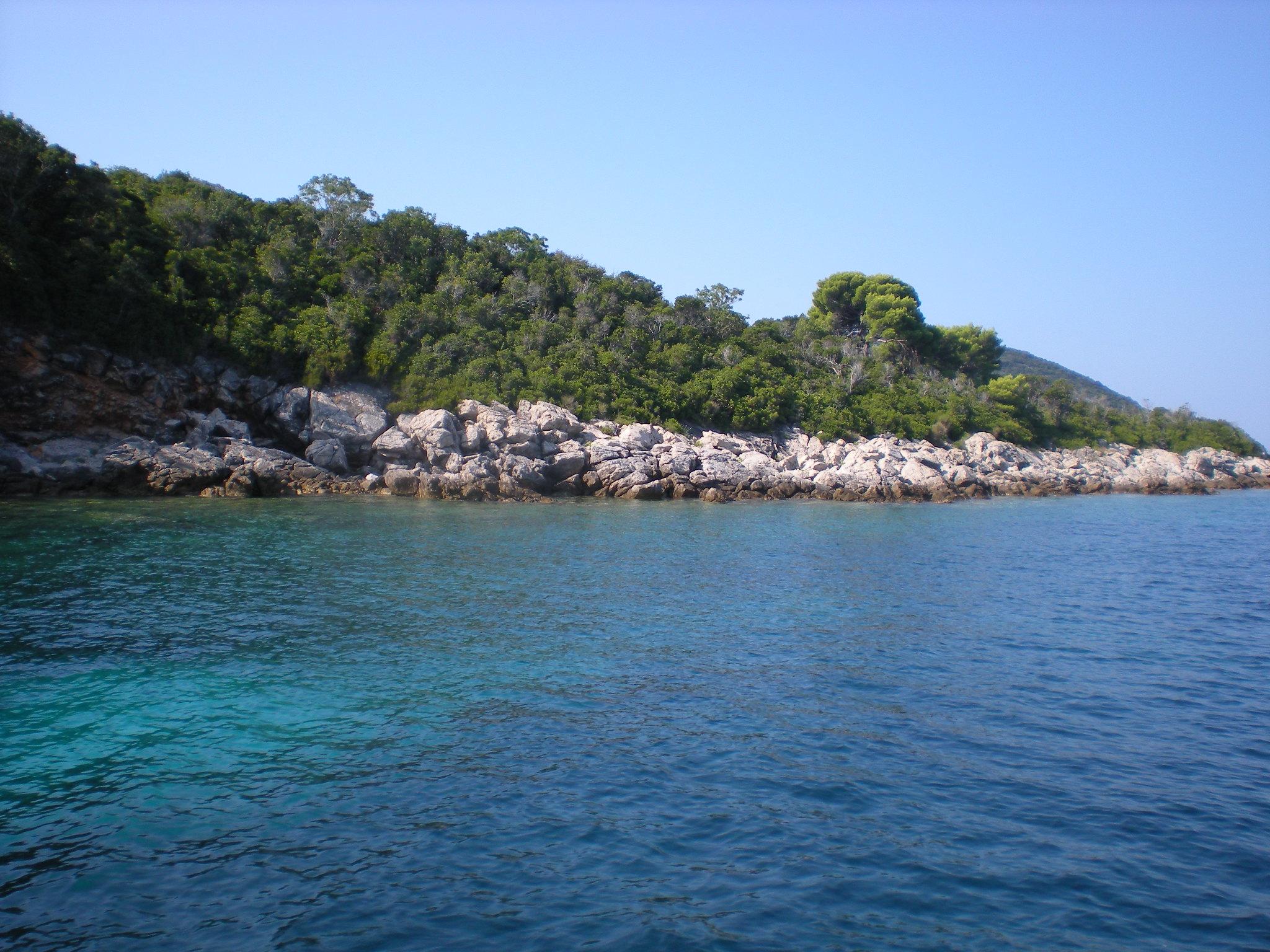 isole elafiti spiagge