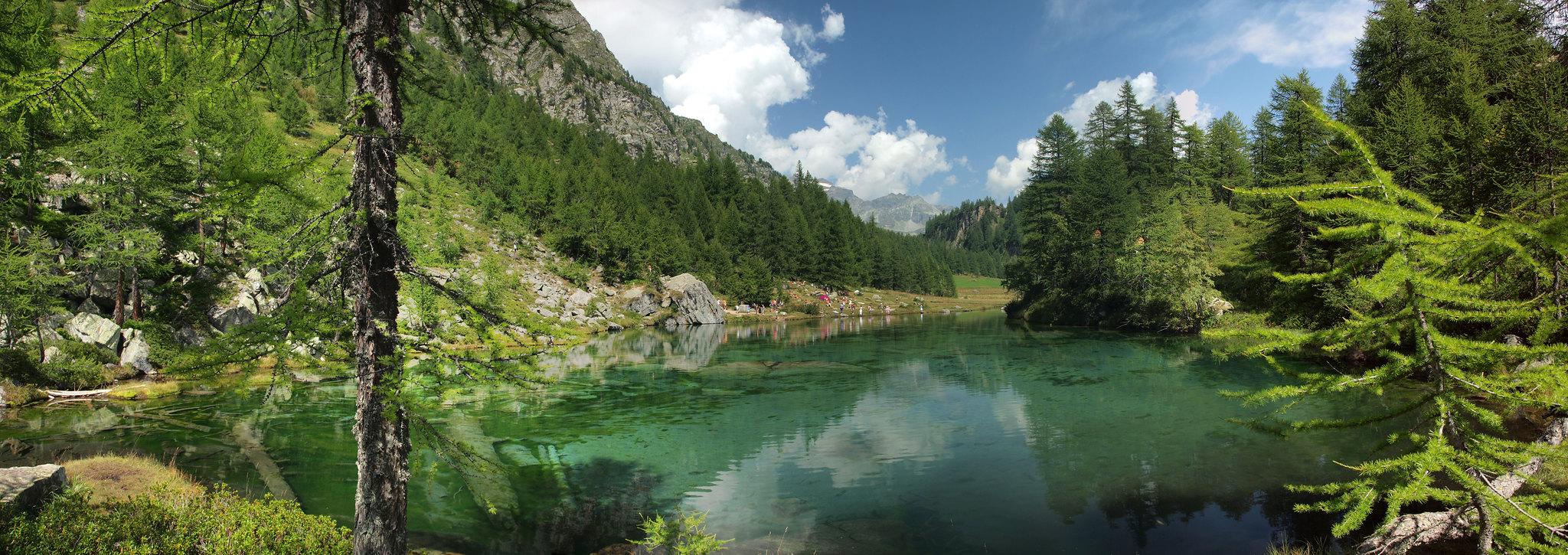 lago delle streghe leggenda