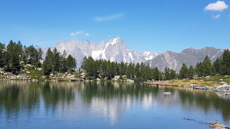 lago di arpy passeggiate