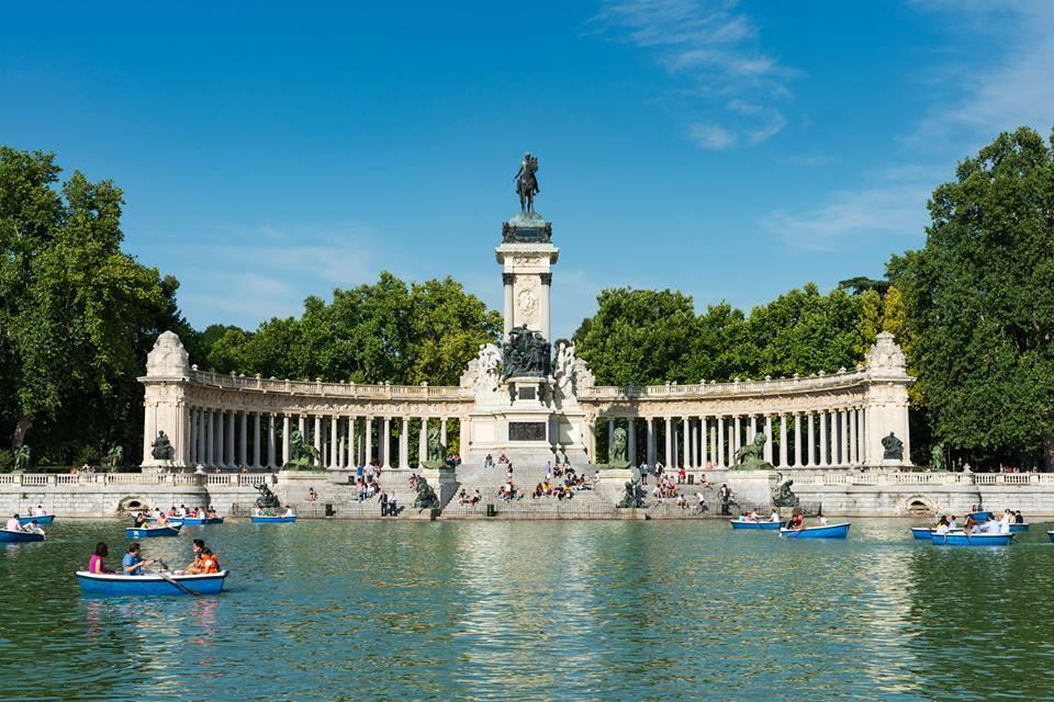 Madrid parco